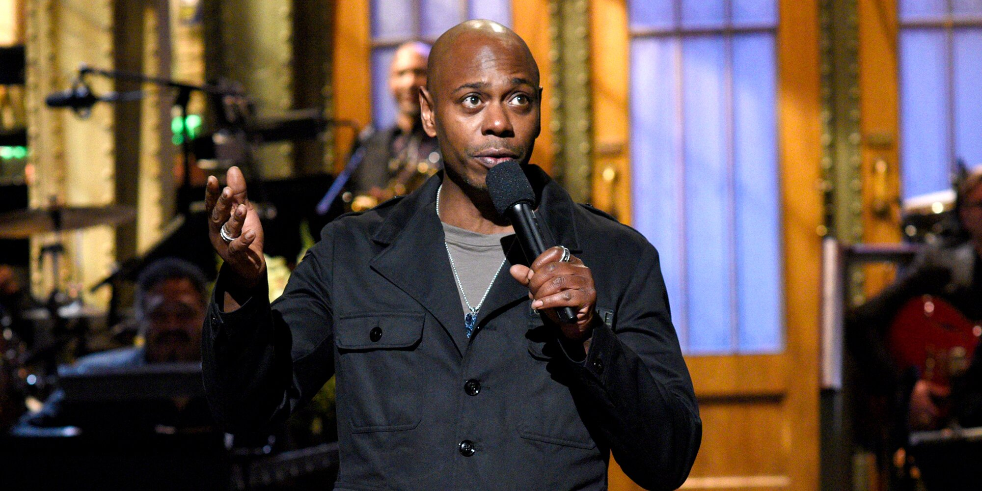 Dave Chappelle reveals celebrities stashed 'dirty notes' for Trump administration in White House