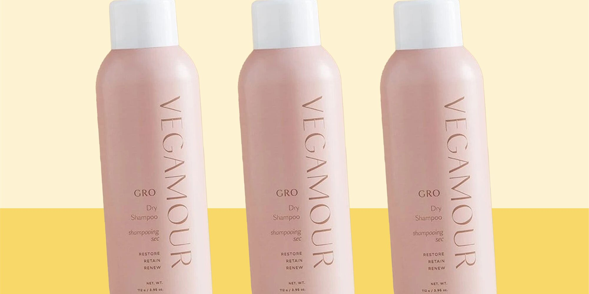 This Best-Selling Hair Growth Formula Doubles as an Oil-Absorbing Dry Shampoo