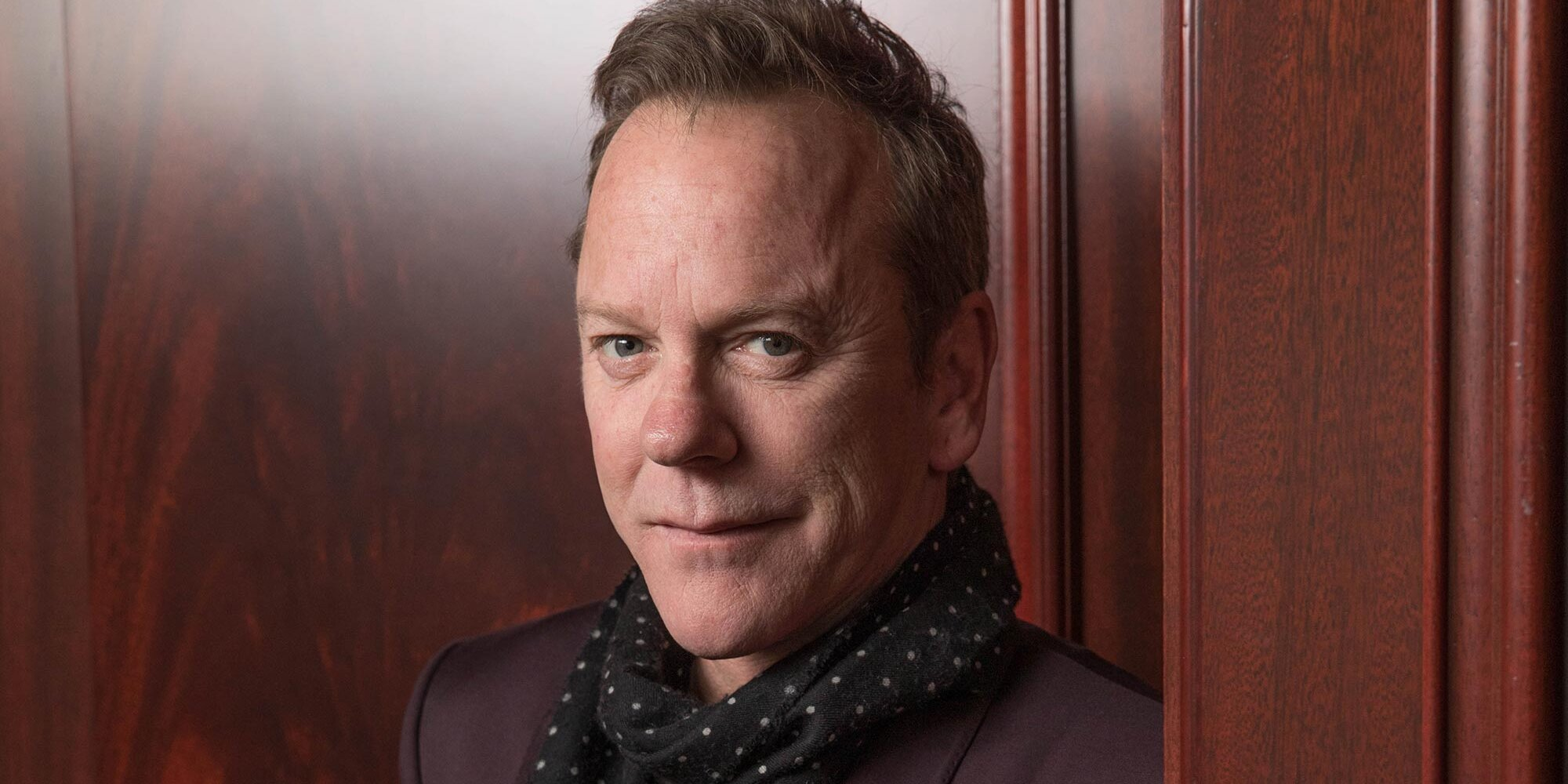 Kiefer Sutherland is doing an action show for Paramount+ now