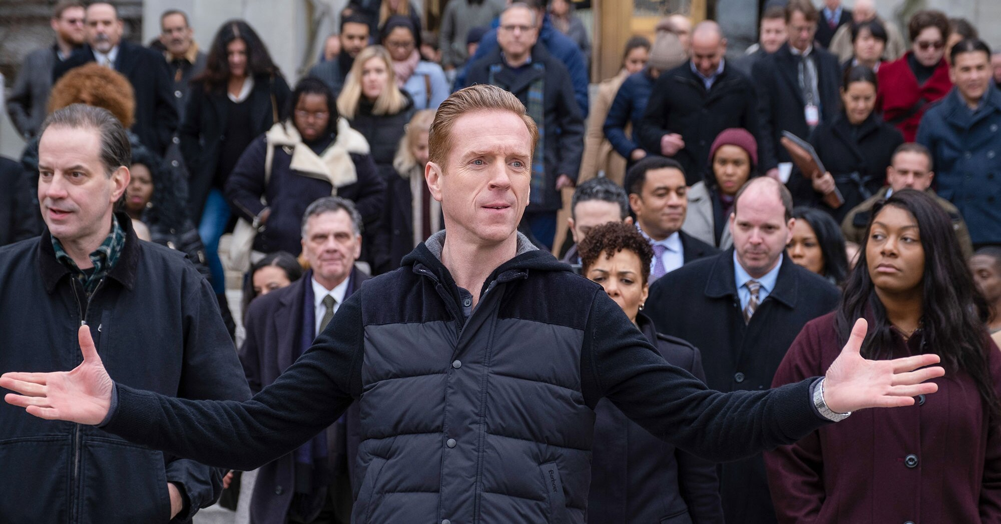 'Billions' recap: Axe goes back to where it all started, and gets a big surprise