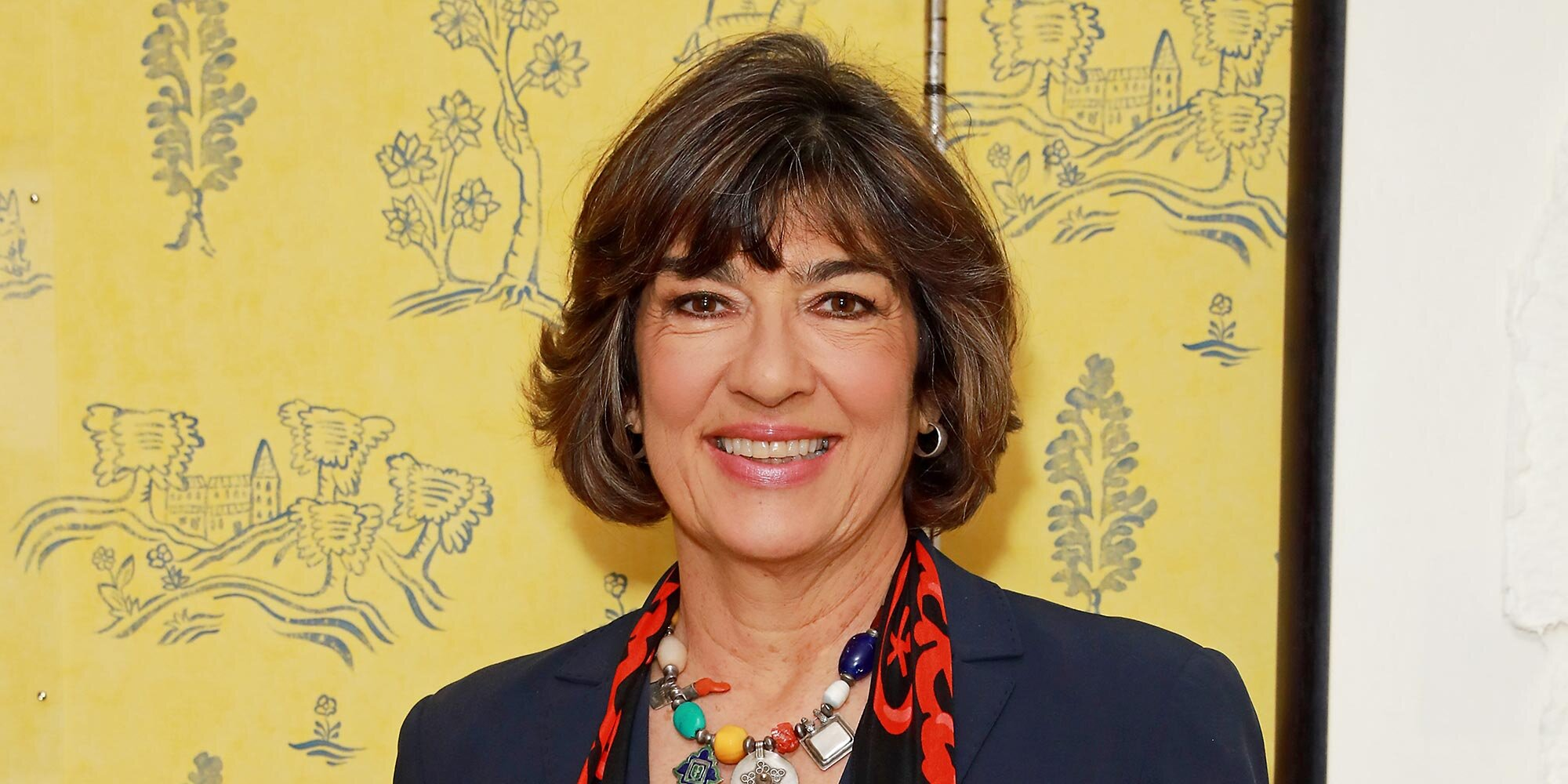 CNN's Christiane Amanpour diagnosed with ovarian cancer: 'Always listen to your body'.jpg