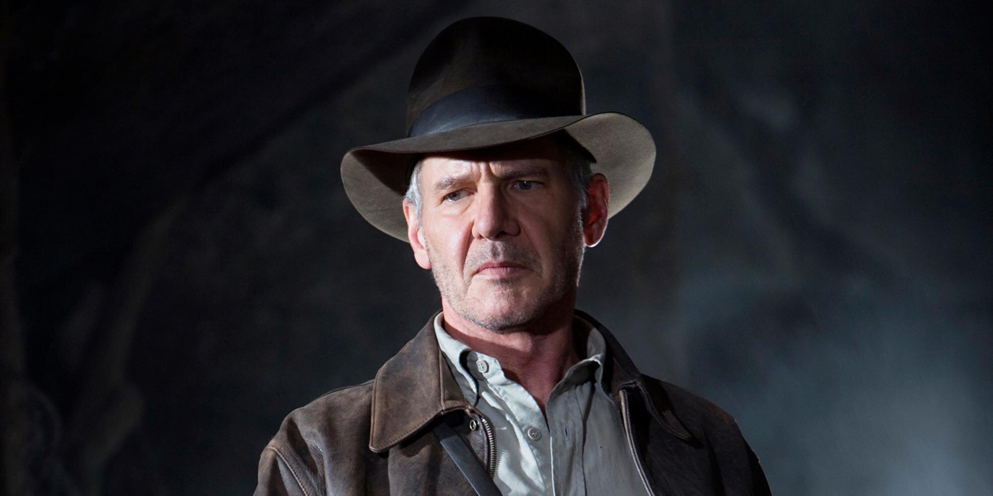Harrison Ford injures shoulder while shooting 'Indiana Jones 5'