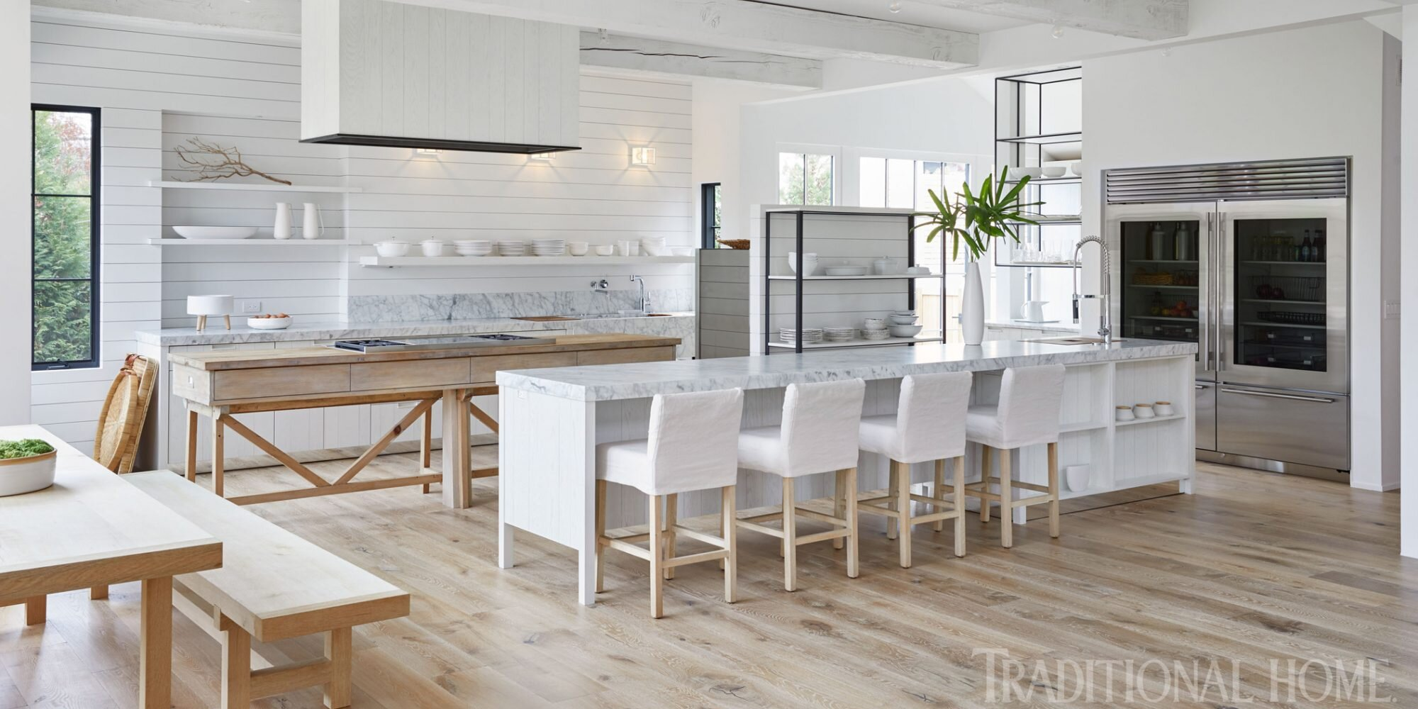 A Kitchen Designer Shares His 7 Tips on How to Create a Kitchen-Centric Home