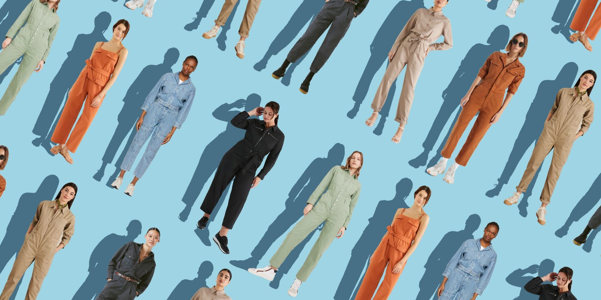 Utilitarian Jumpsuits Are the Hottest Summer Office Trend-Here Are the 14 Best