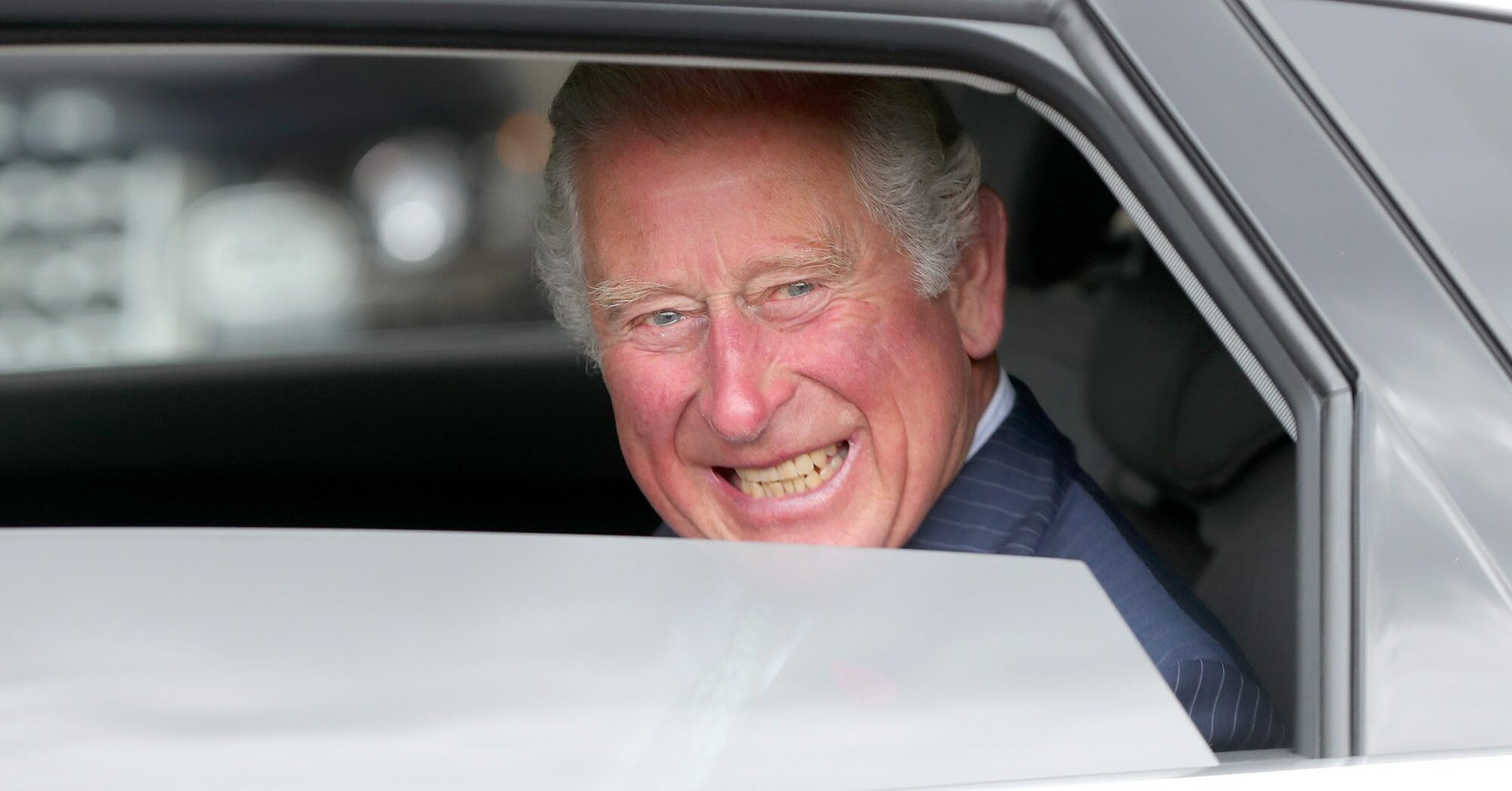 Prince Charles Has Never Looked So Happy to Be Back to Work — See the Excited Royal in Action