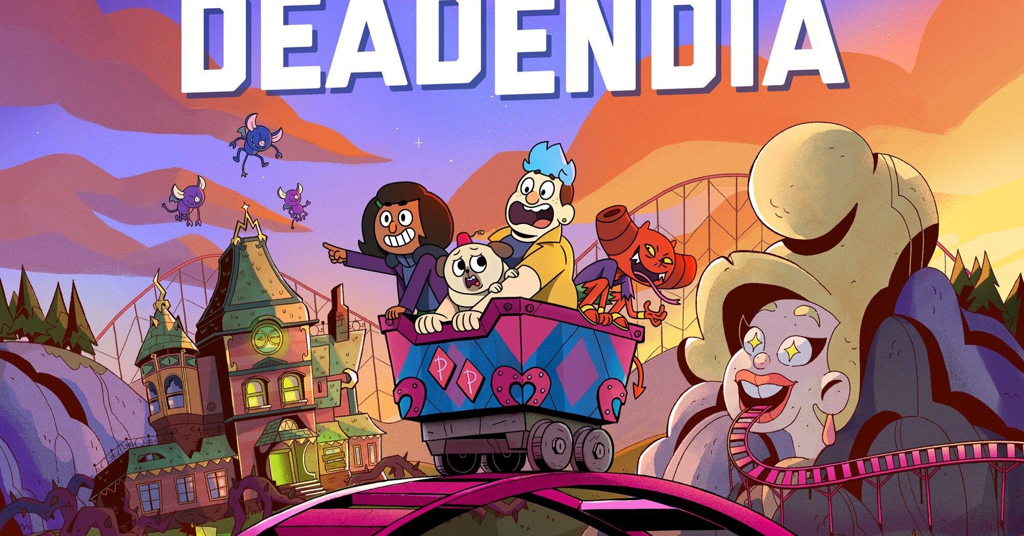 Netflix orders queer-friendly 'DeadEndia' animated kids series with 'Beetlejuice' musical star