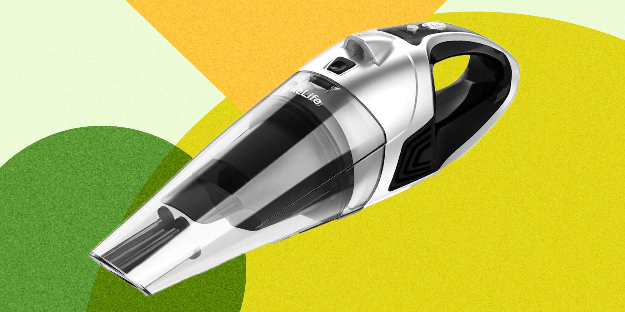 This Handheld Vacuum Is Perfect for Cleaning Up Crumbs—and It's 35% Off Right Now