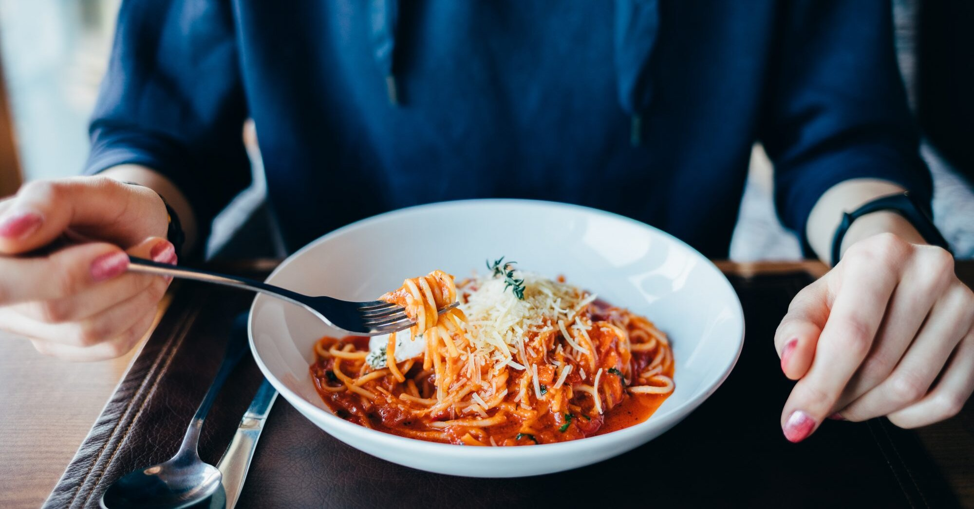 New Research Shows That Pasta Has Legitimate Health Benefits