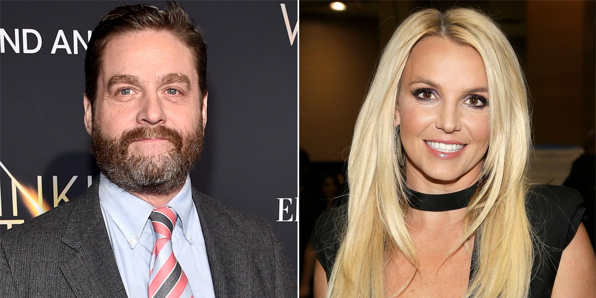 Zach Galifianakis reveals his failed SNL ideas for Britney Spears - Entertainment Weekly News