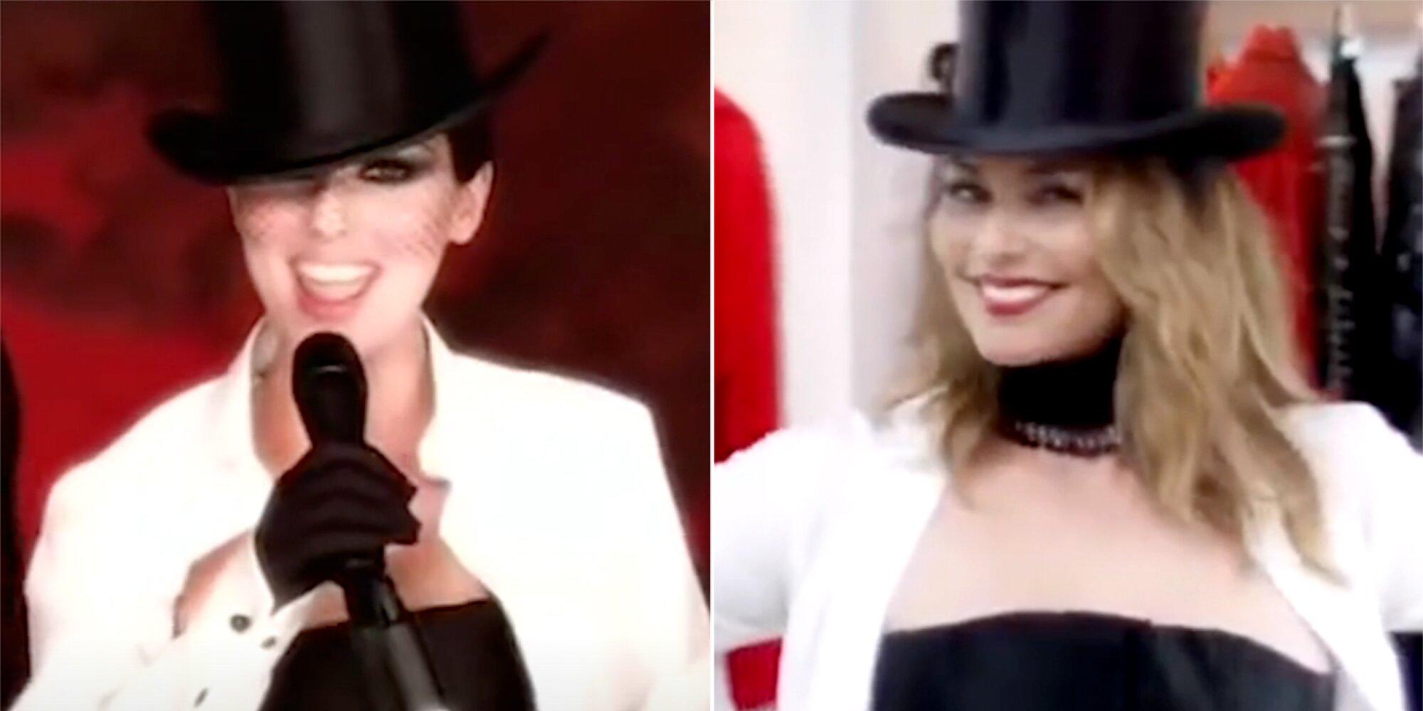 Watch Shania Twain rock her 'Man! I Feel Like a Woman' dress 20 years later.jpg