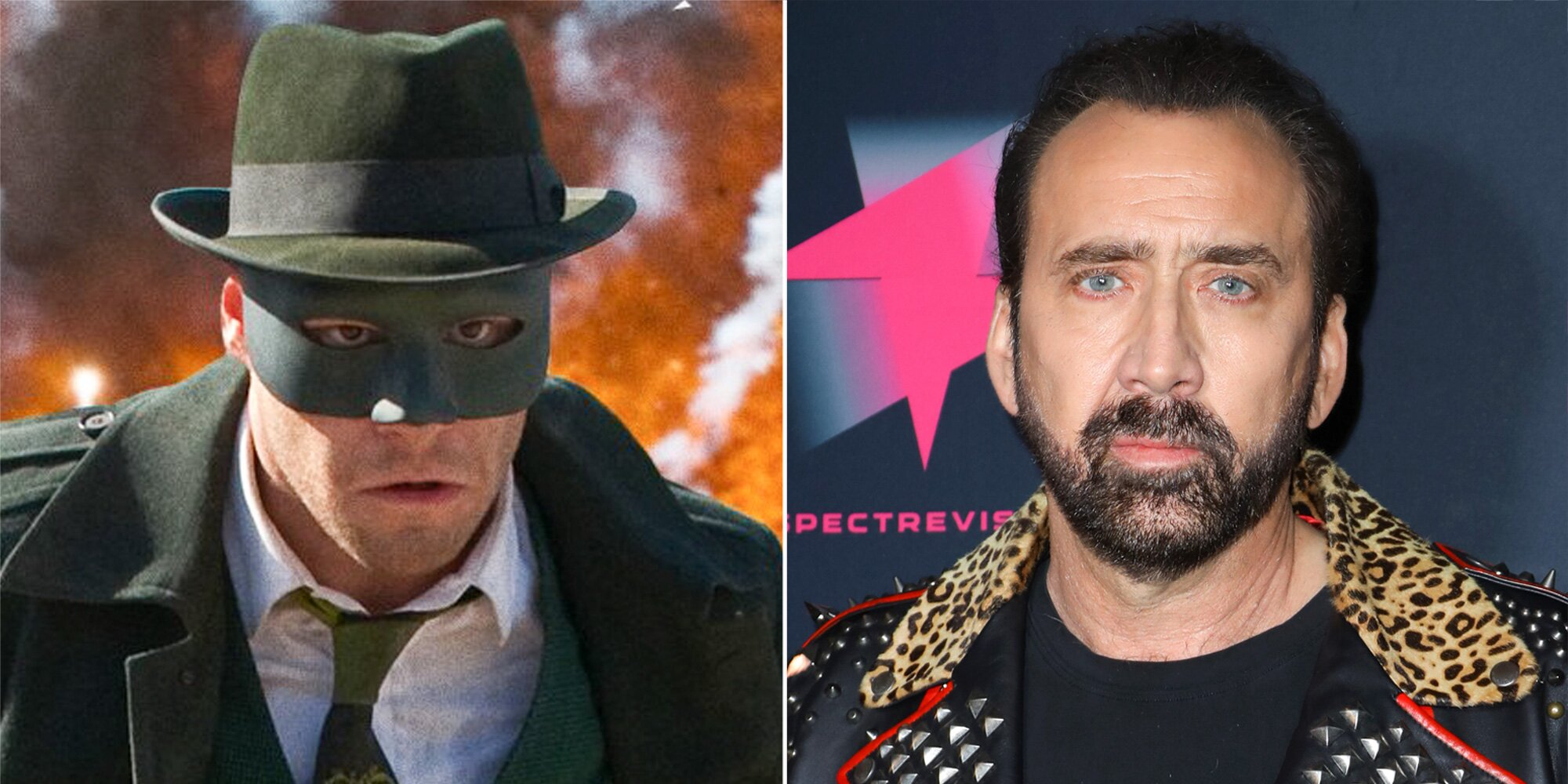 Seth Rogen says Nicolas Cage wanted to play 'a white Jamaican guy' in The Green Hornet.jpg