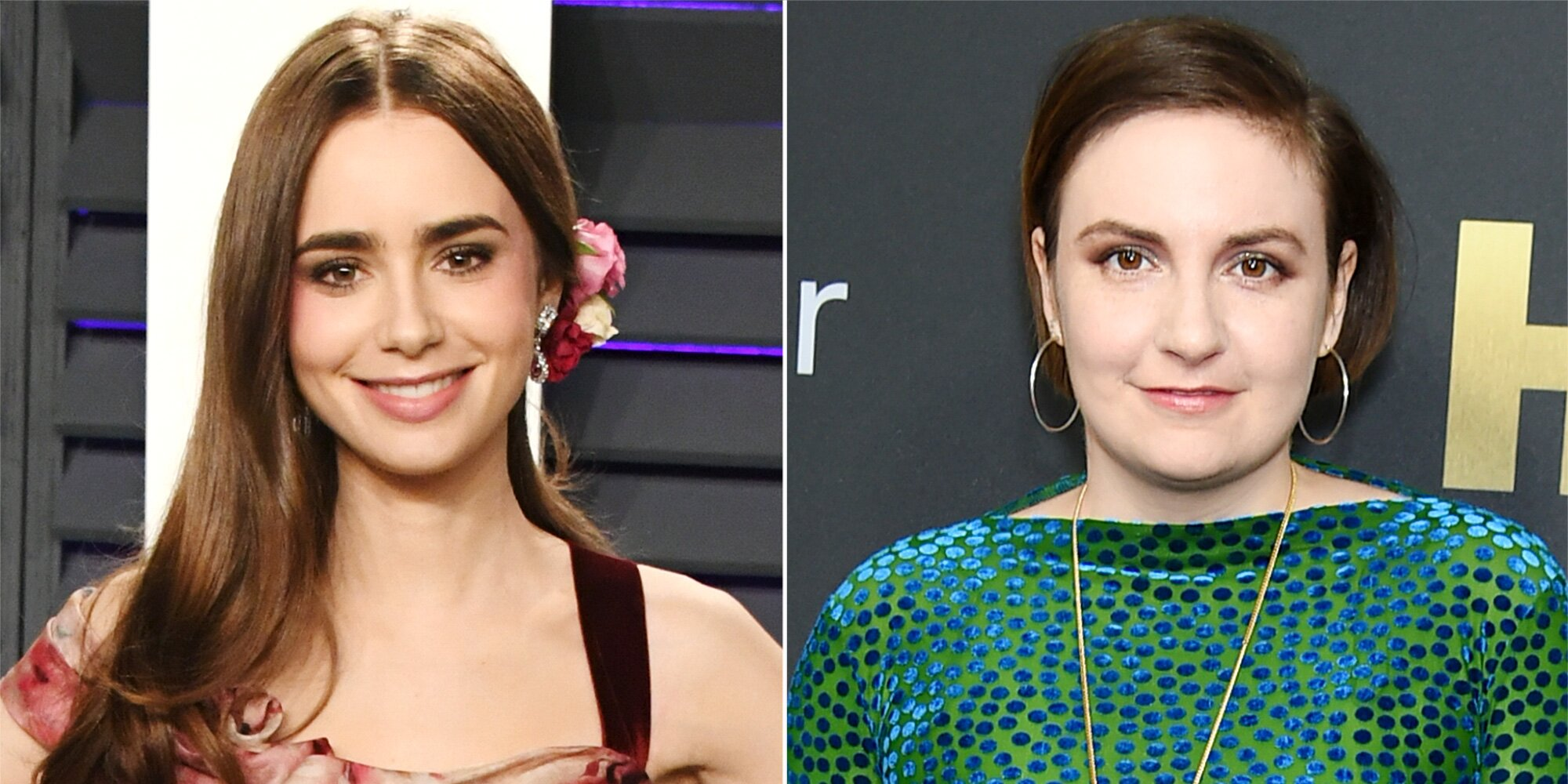 Lily Collins to star as live-action Polly Pocket in movie directed by Lena Dunham