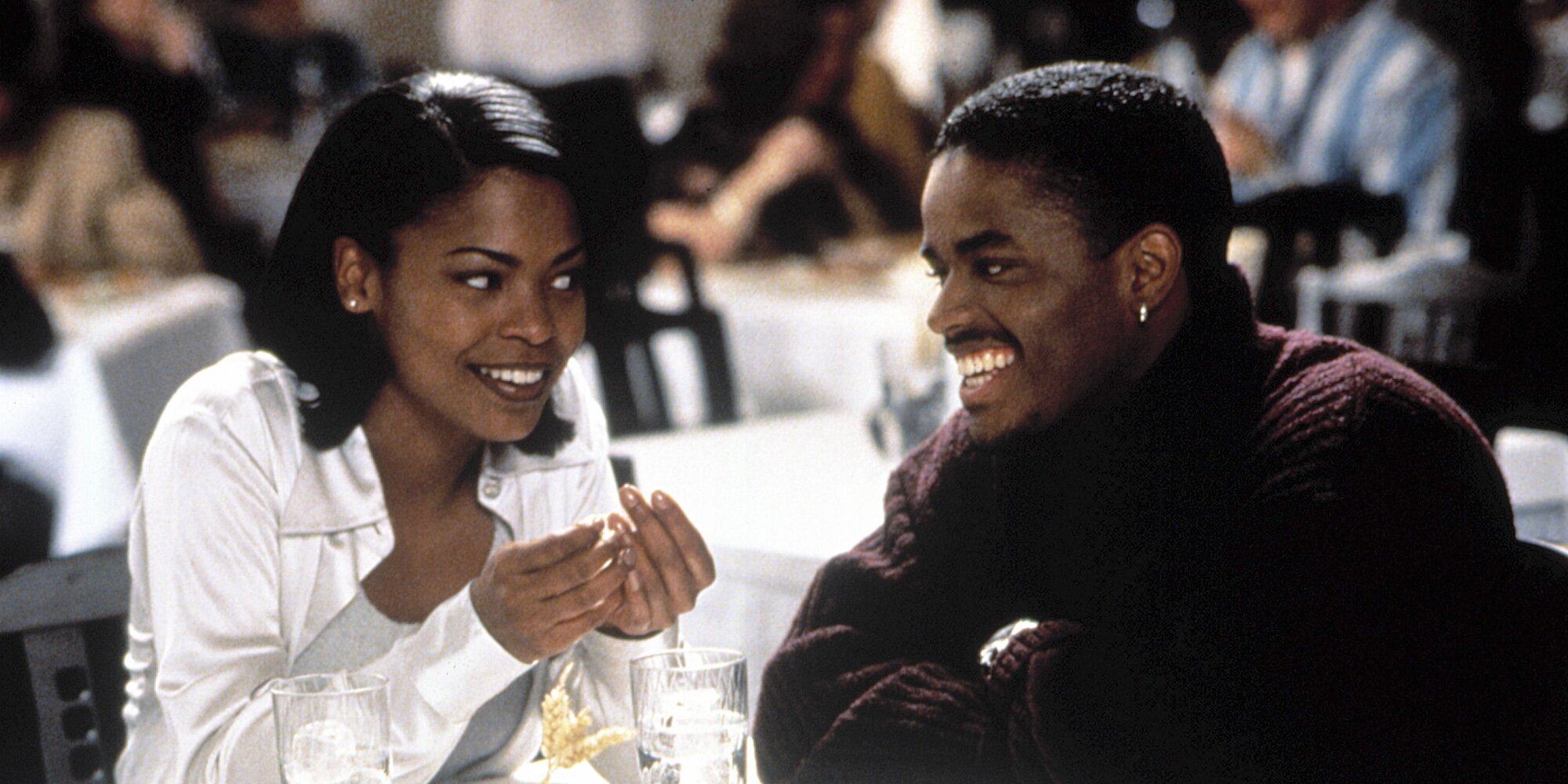 Larenz Tate on his connection with Love Jones costar Nia Long: 'The thirst was real'.jpg