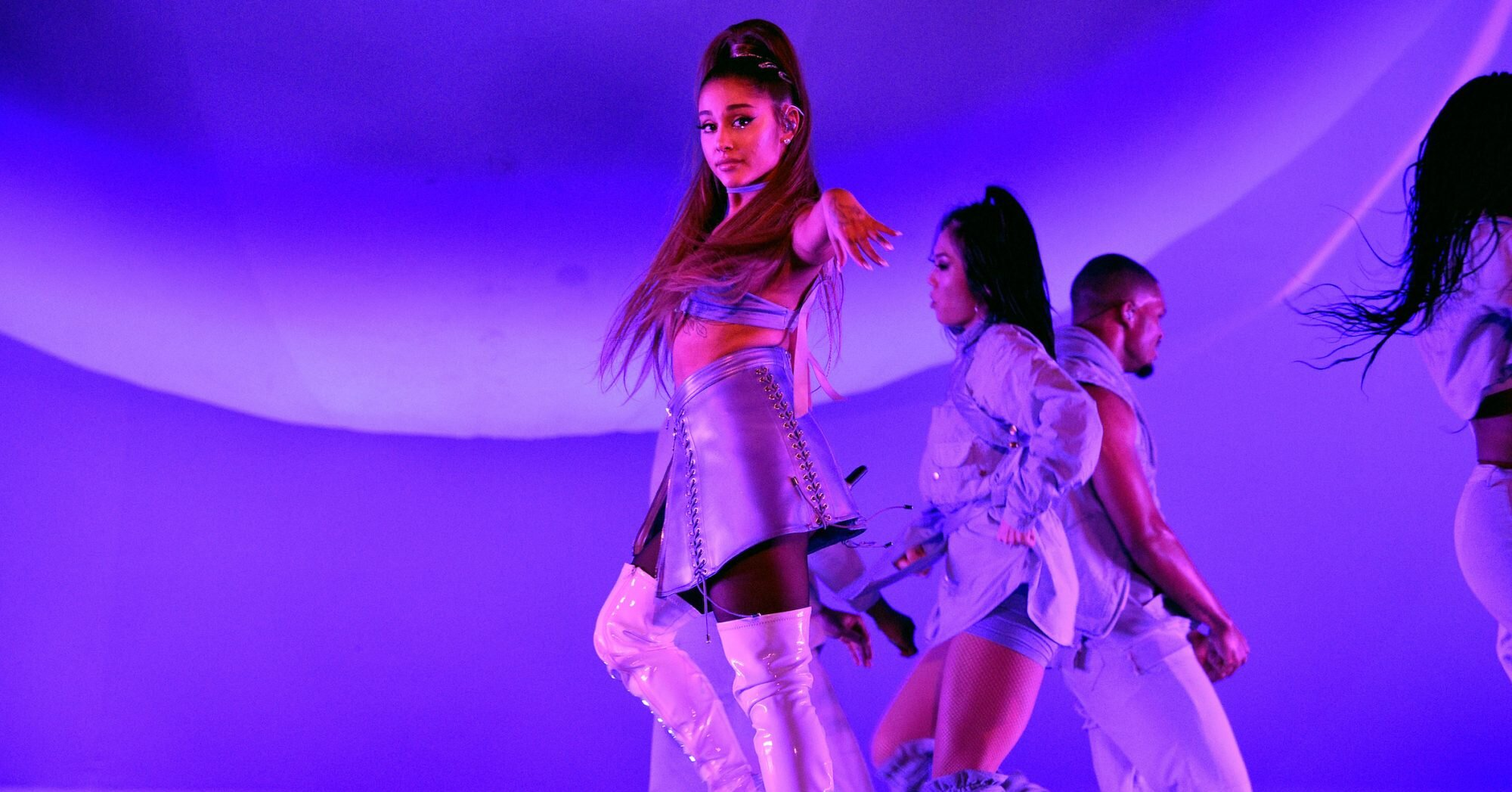 Ariana Grande Swears By These 5 Lower-Body Workouts, According to Her Trainer