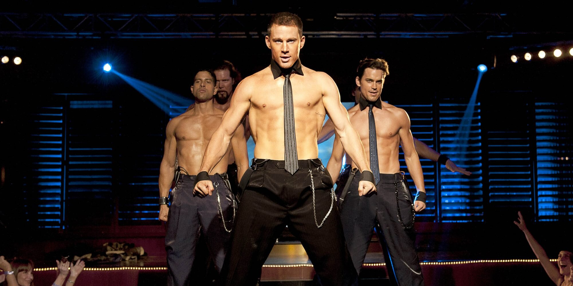 'Magic Mike' competition series with Channing Tatum will search for the next big stud muffin