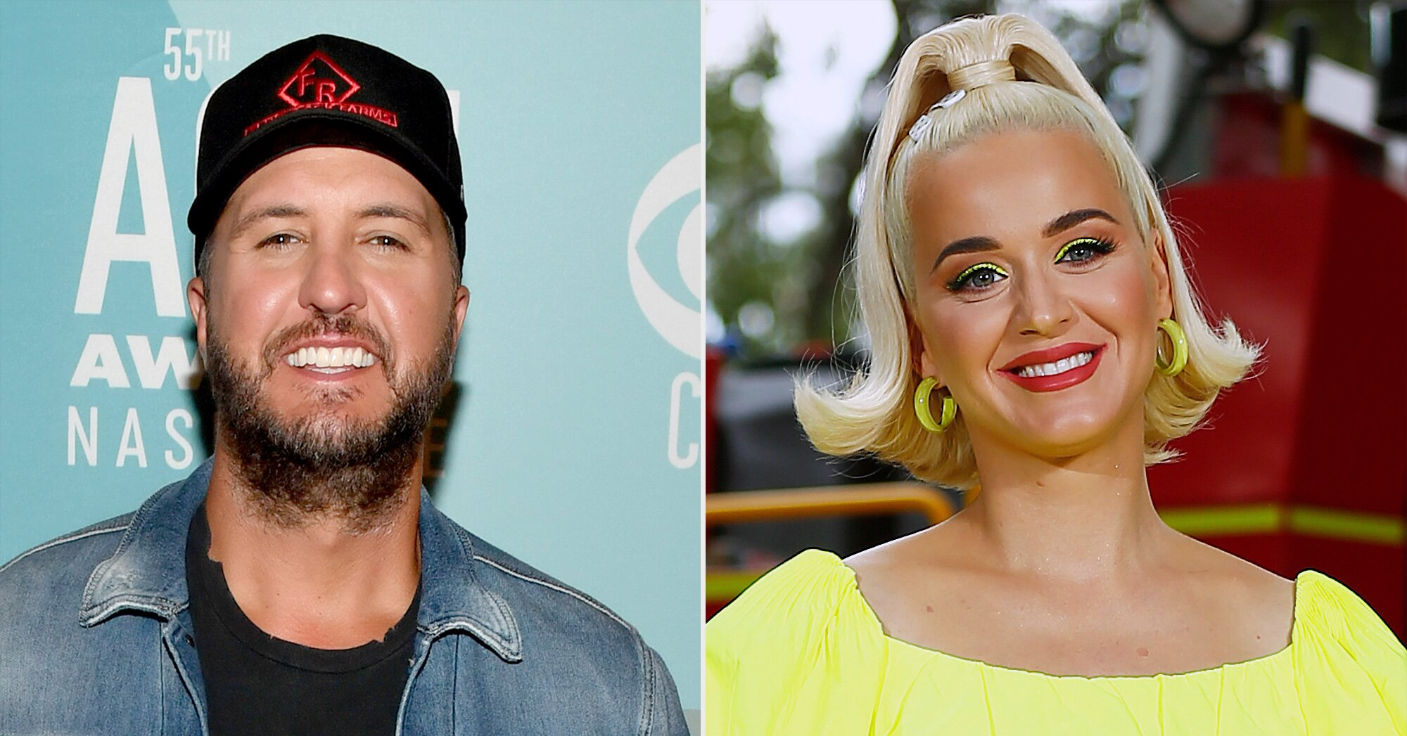 Luke Bryan Says He 'Can't Wait' to Meet Katy Perry's 'Precious, Beautiful' Daughter Daisy Dove
