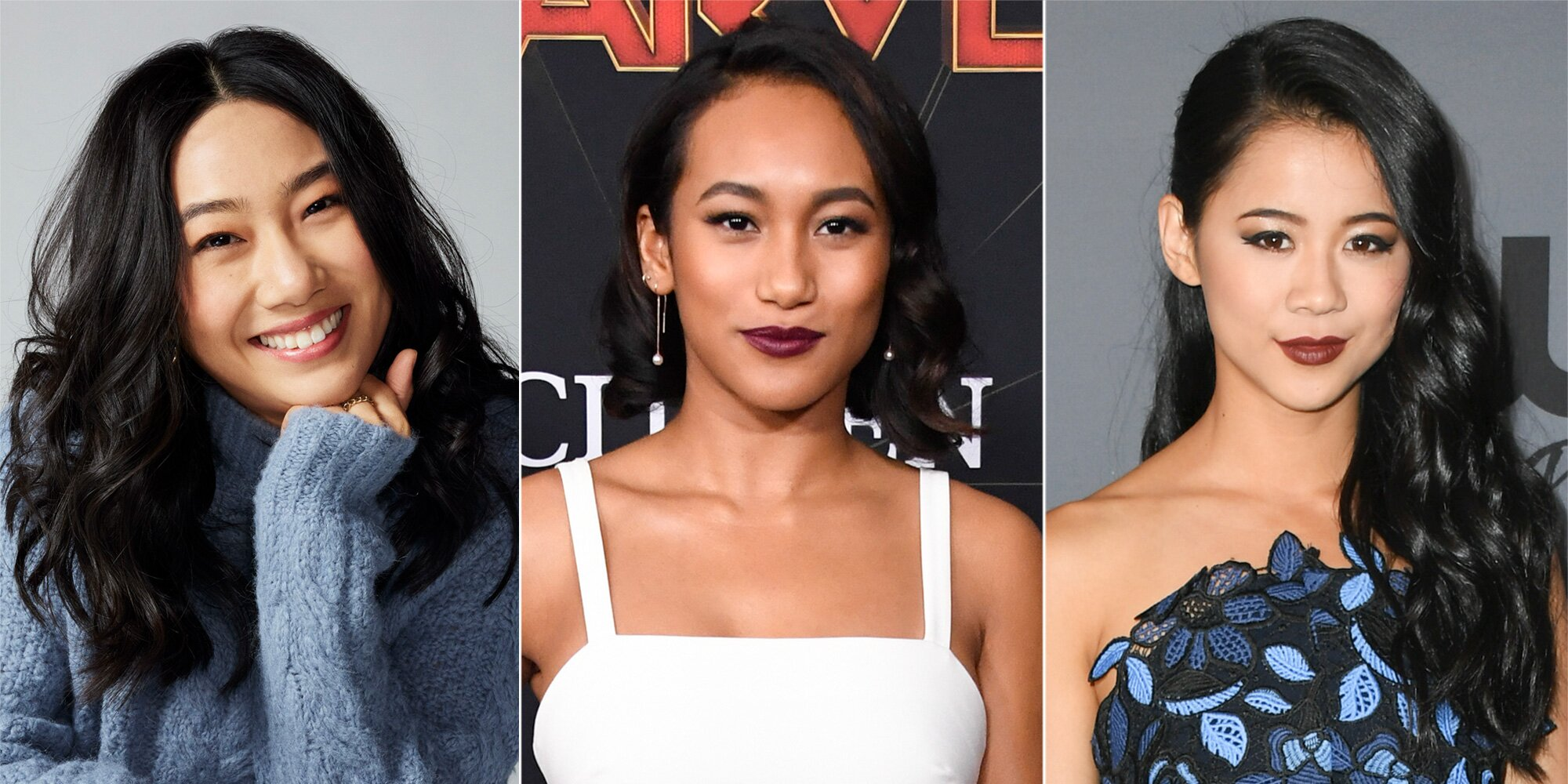 Olivia Liang, Sydney Park, Leah Lewis, and Nico Hiraga talk being Asian in Hollywood