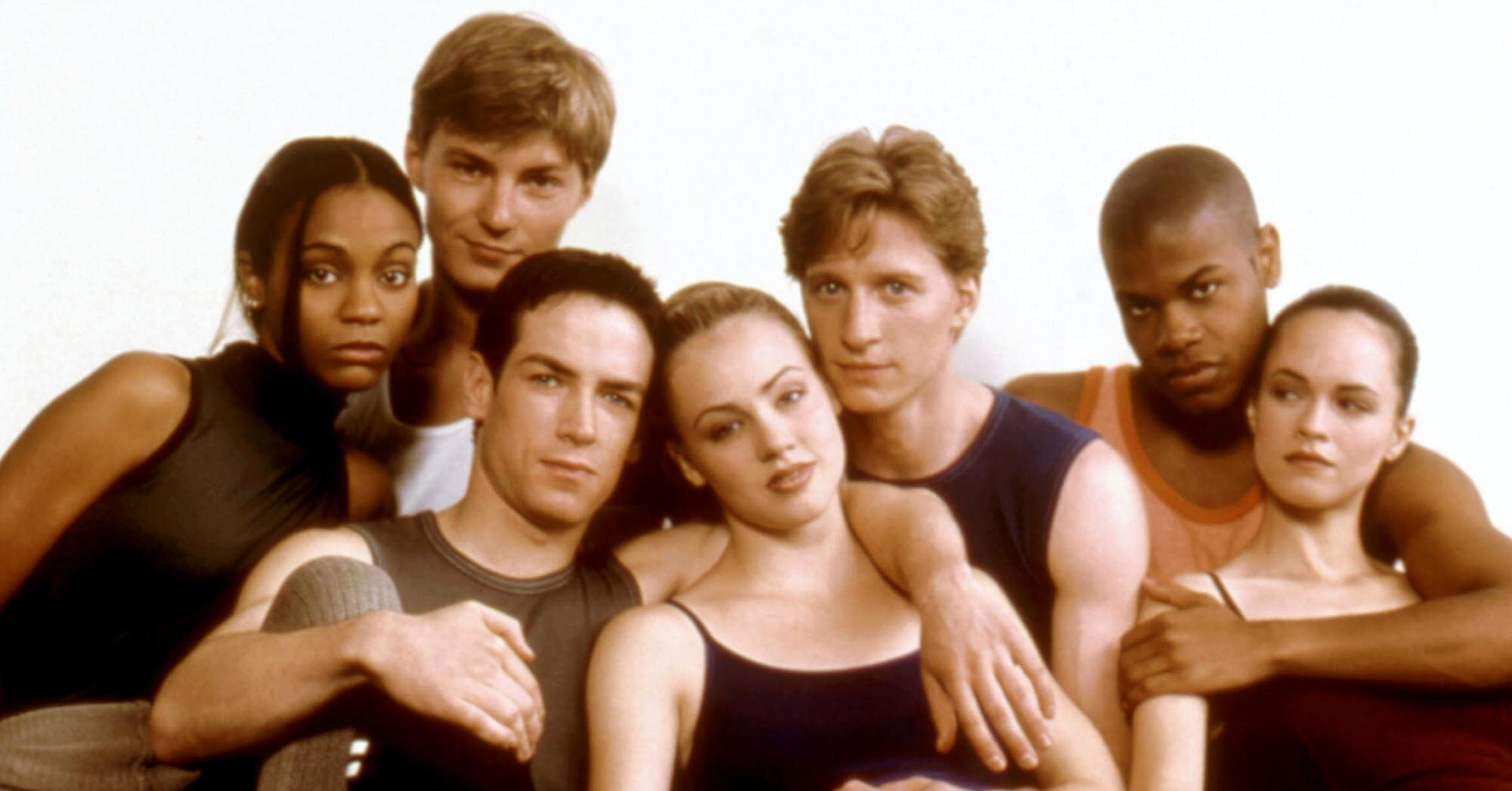 Amanda Schull reveals filming secrets from 'Center Stage' for 20th anniversary