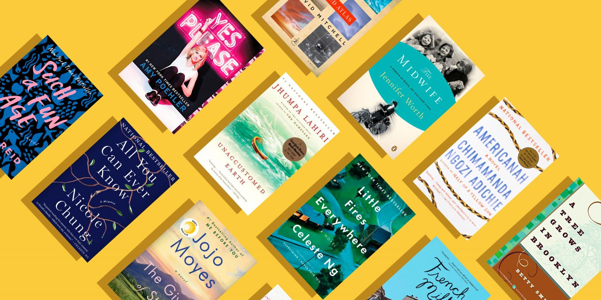 12 Books Both You and Your Mom Will Love
