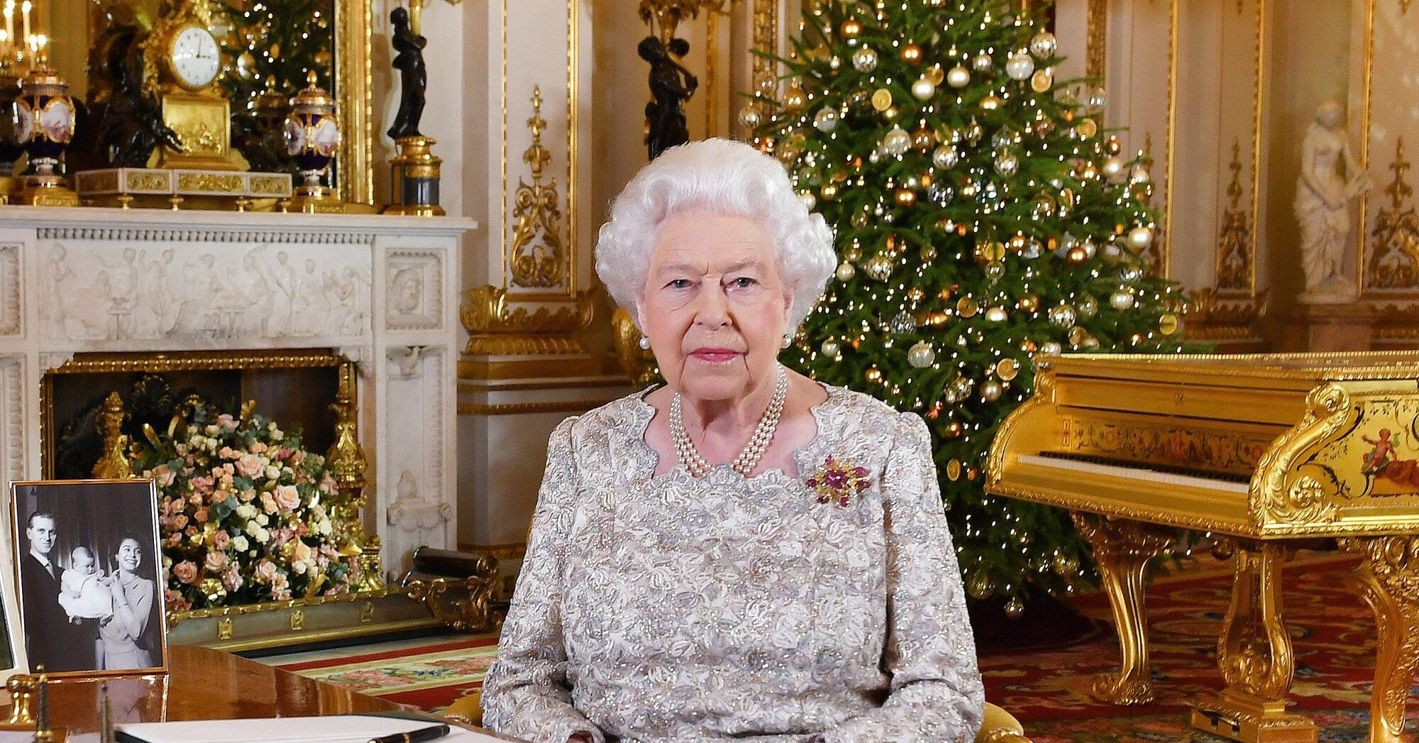 Queen Elizabeth's Usual Christmas Plans at Sandringham Called Off as She Remains at Windsor