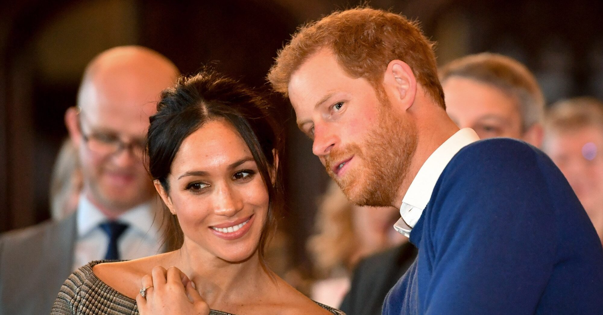 Prince Harry and Meghan Markle Started Planning Their Wedding Just One Year After Meeting