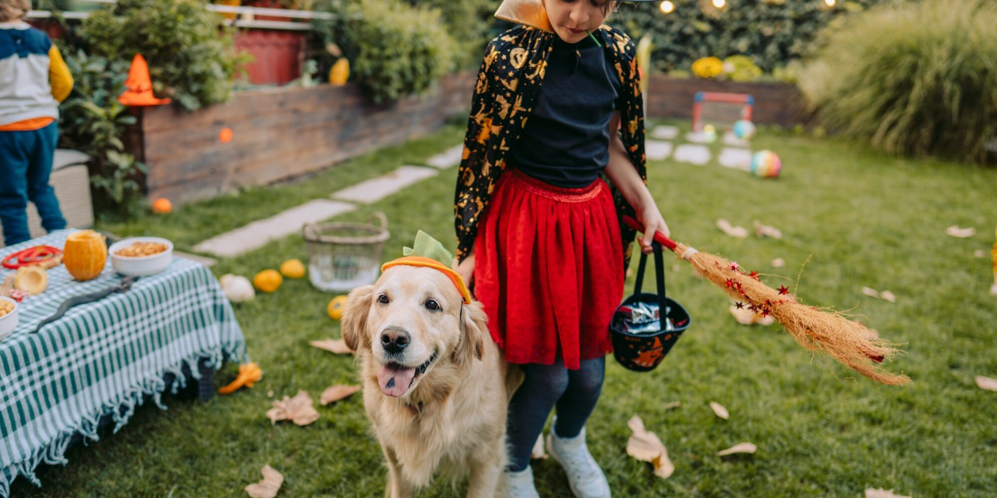 how to create a trick or treat treasure hunt for halloween