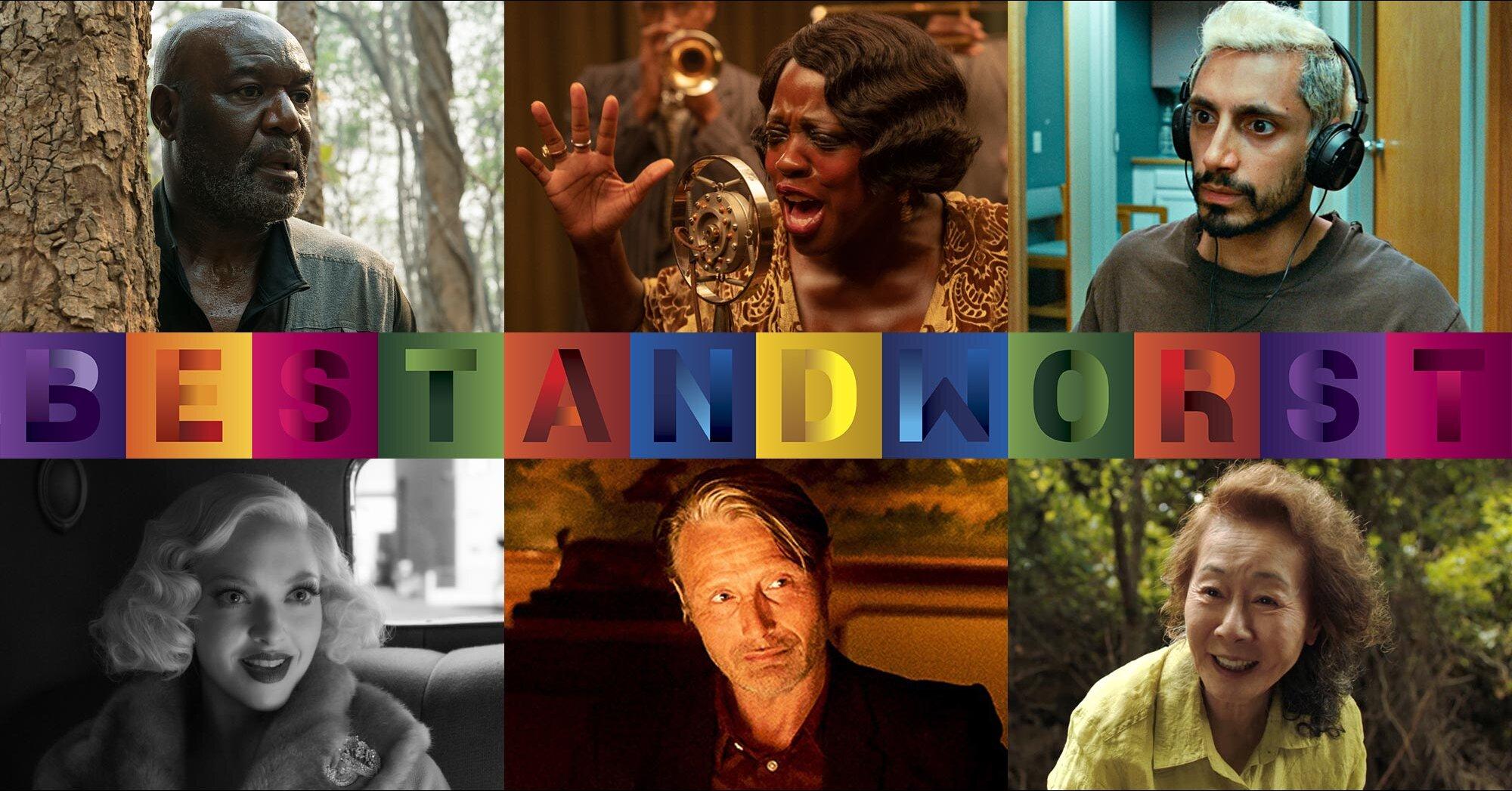 The 15 best film performances of 2020