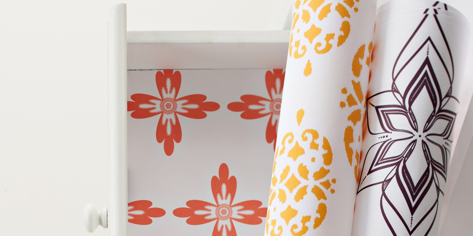 7 Clever Cabinet And Drawer Liner Solutions Allrecipes