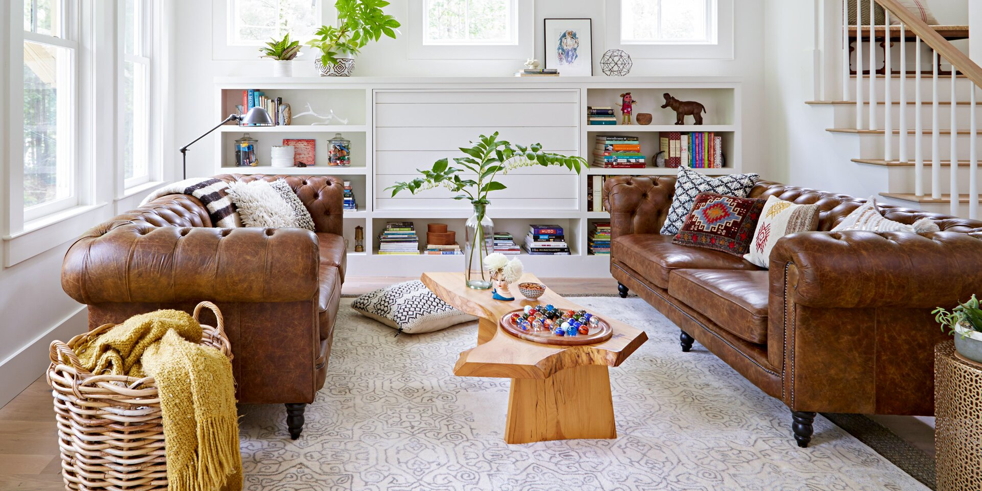 The Best Ways To Clean And Care For Leather Furniture And Apparel Better Homes Gardens