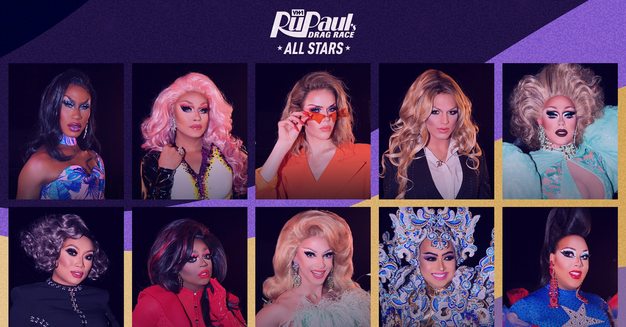 RuPaul's Drag Race All-Stars 5 cast announced, series moves back to VH1