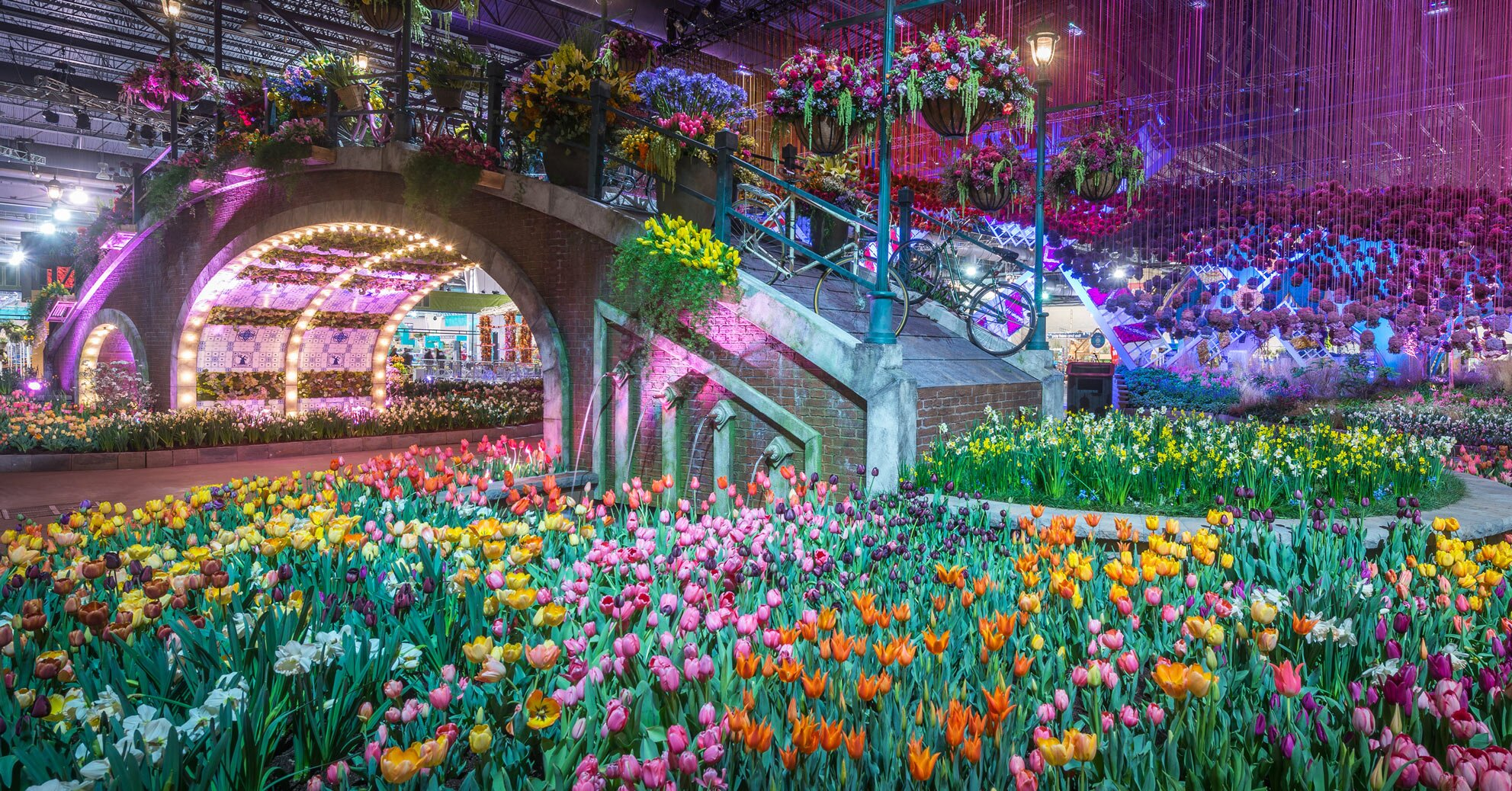 The Largest Flower Show in the U.S. Opens for the 191st Time This Weekend