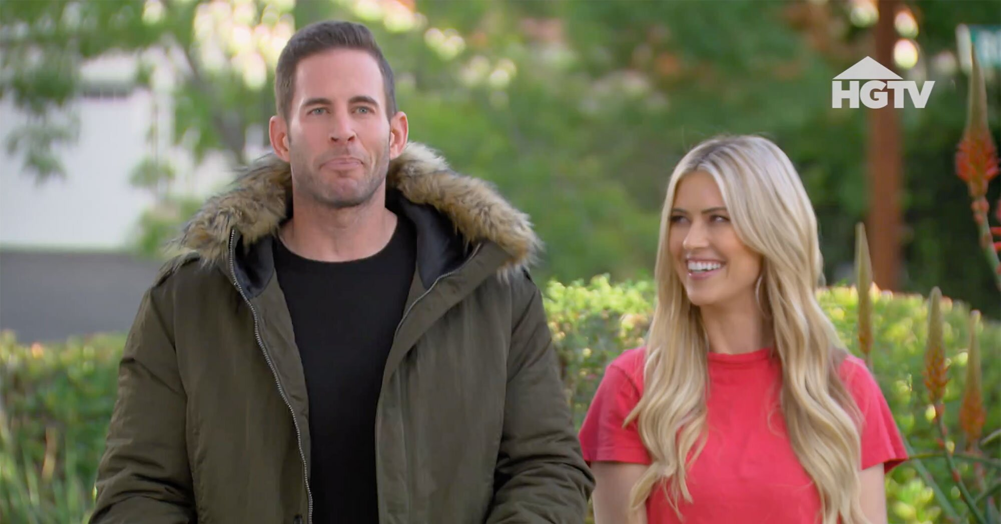 Christina Anstead opens up about filming Flip or Flop
