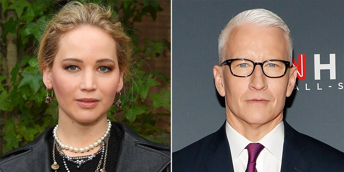 Jennifer Lawrence Says She Confronted Anderson Cooper ...