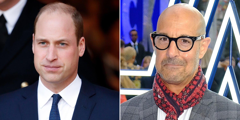 Bald most men handsome 17 Best