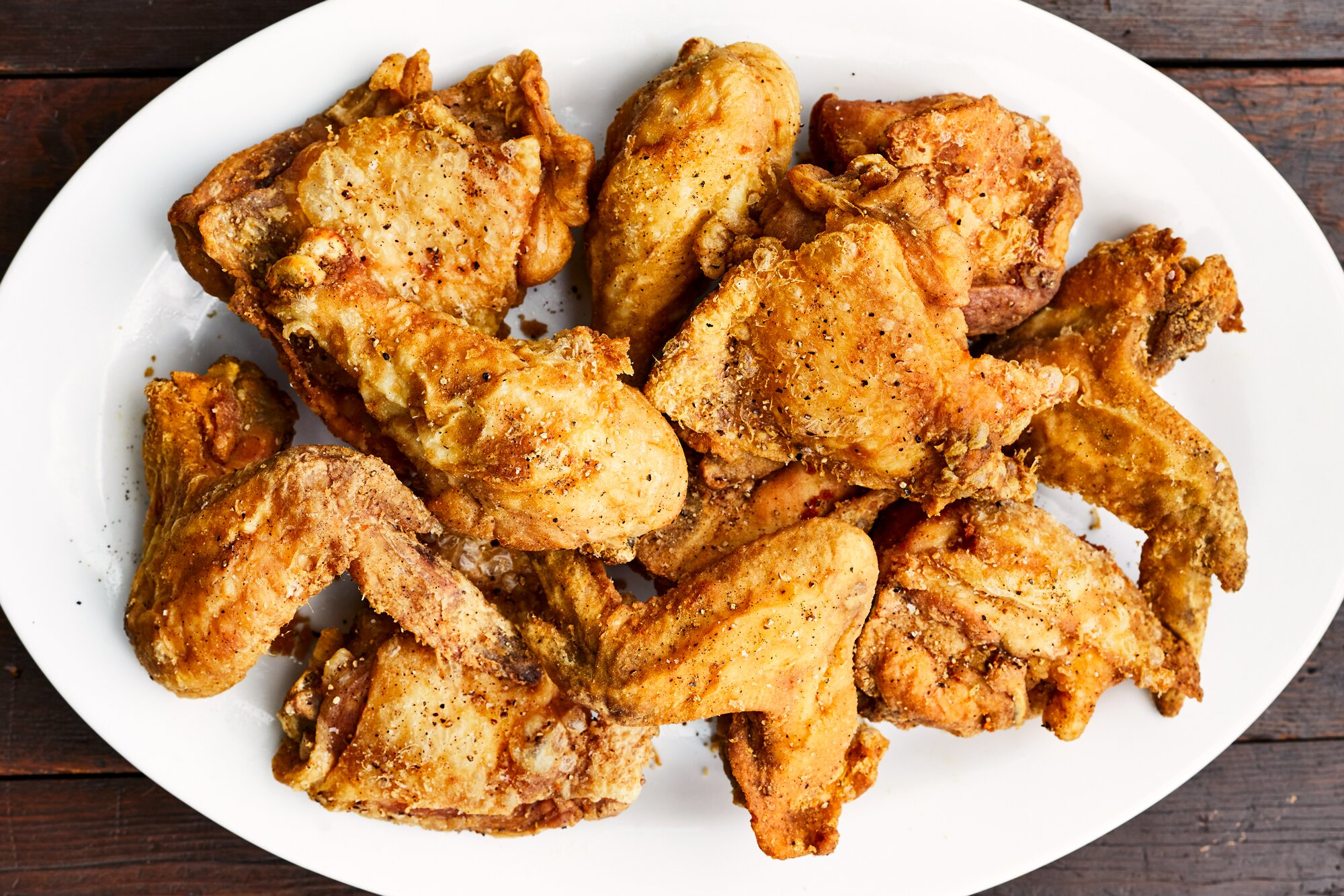 Easy Fried Chicken, Indiana Style Recipe   Food & Wine