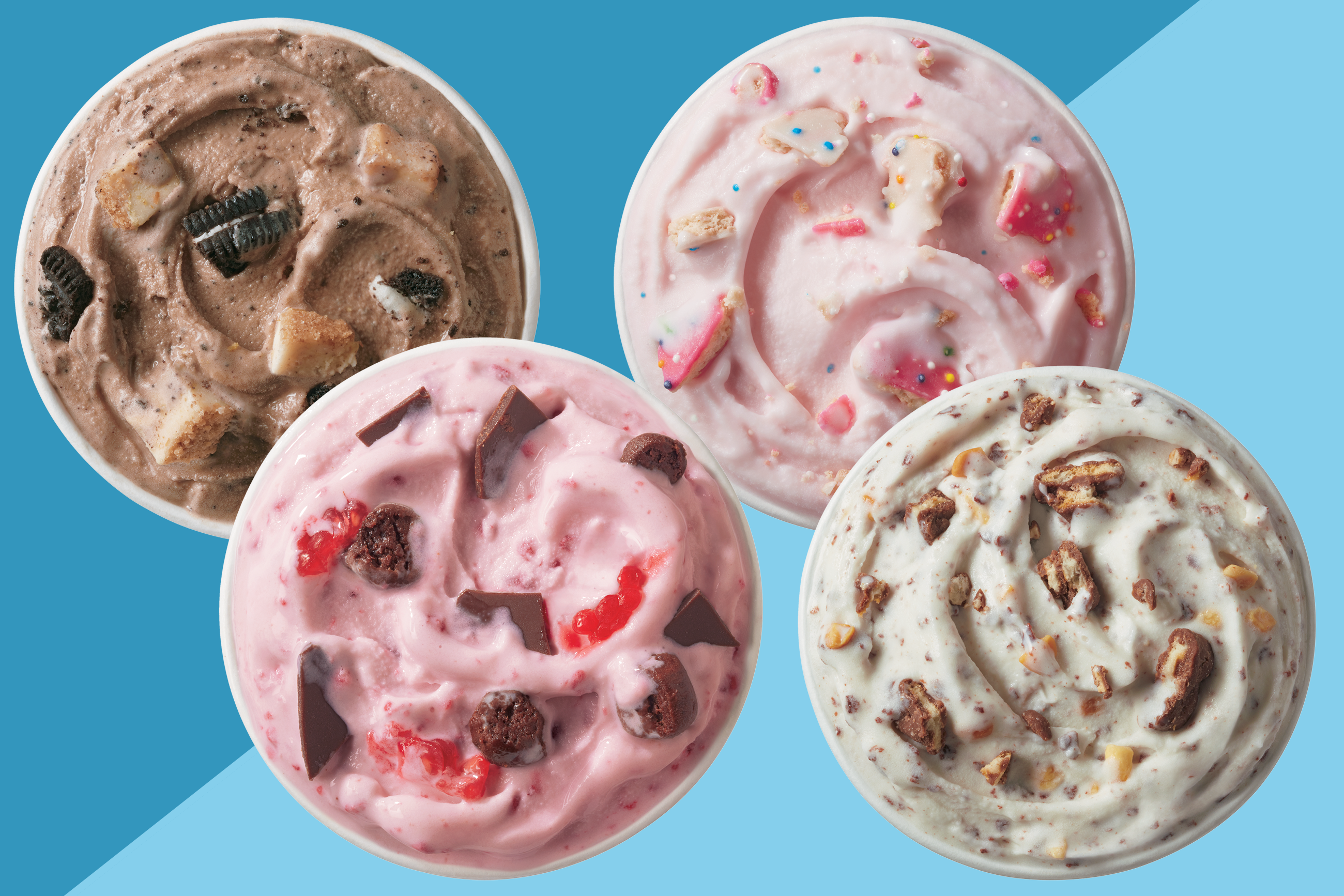 Dairy Queen Adds More New Flavors to Their List of Summer Blizzards