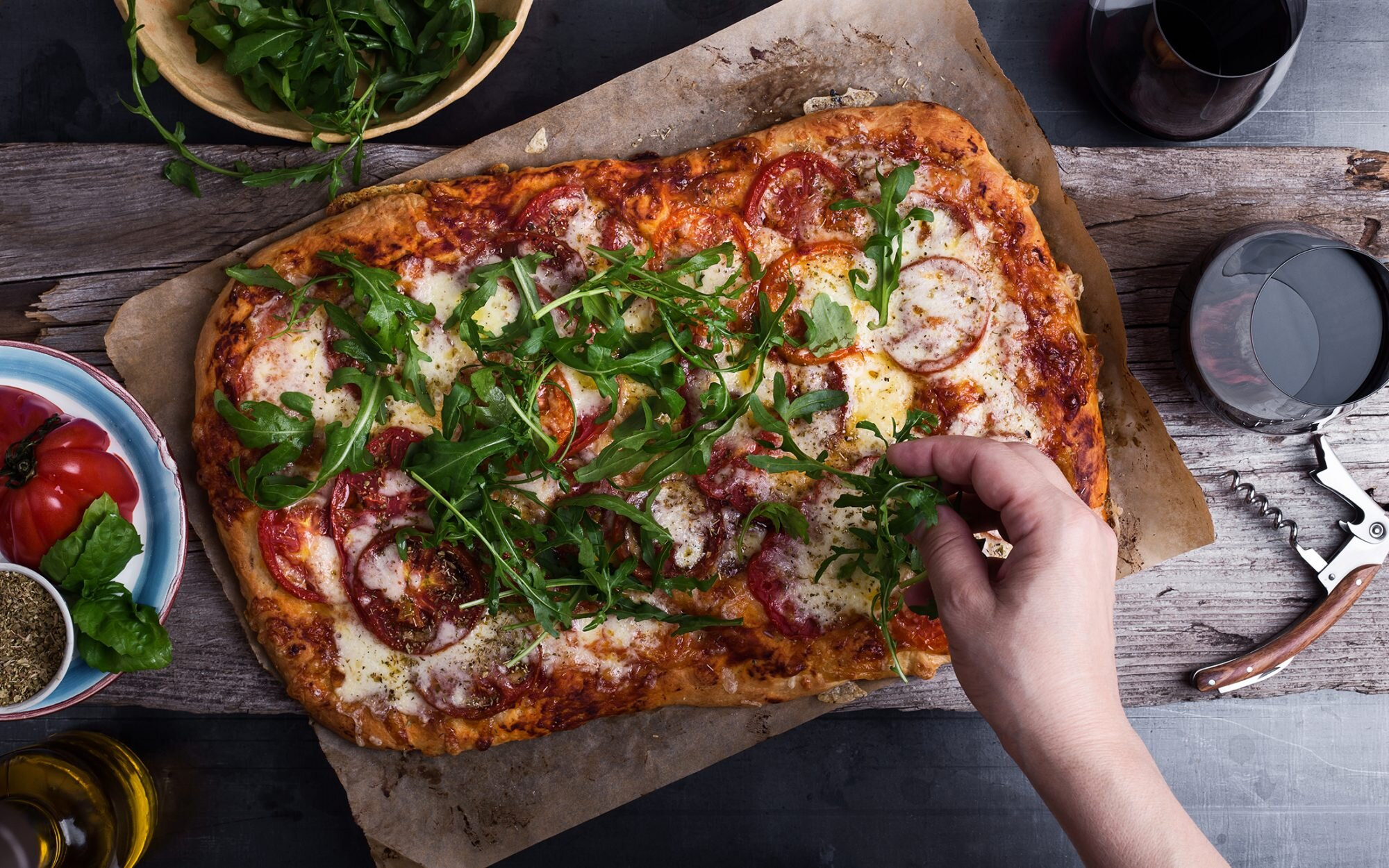 8 Surprising Ways to Make the Best Homemade Pizza of Your Life