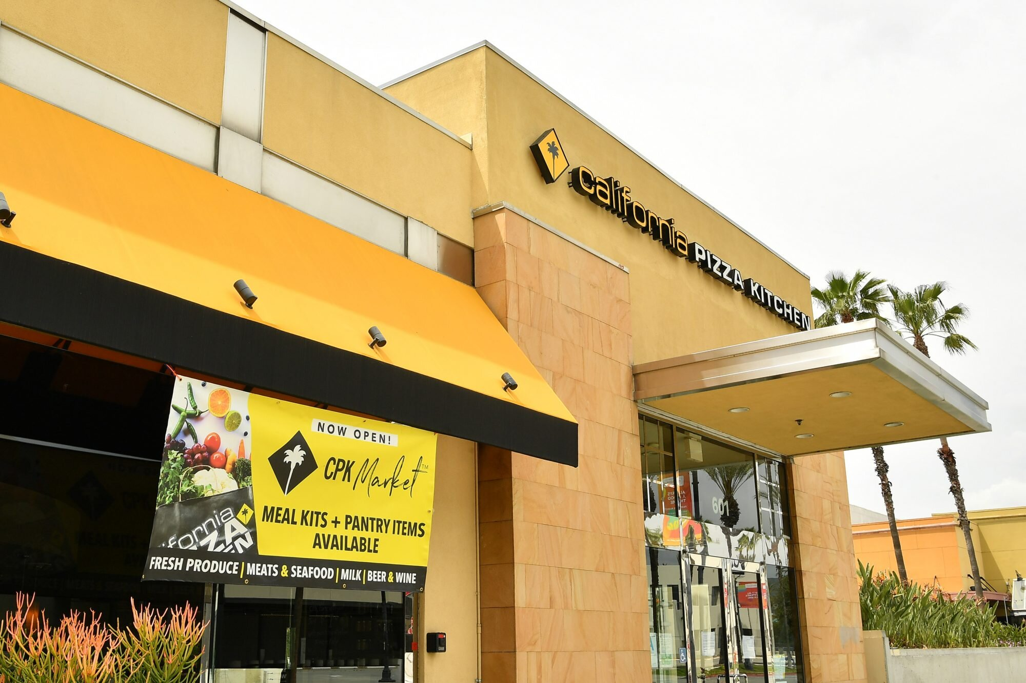 California Pizza Kitchen Files for Chapter 11 Bankruptcy