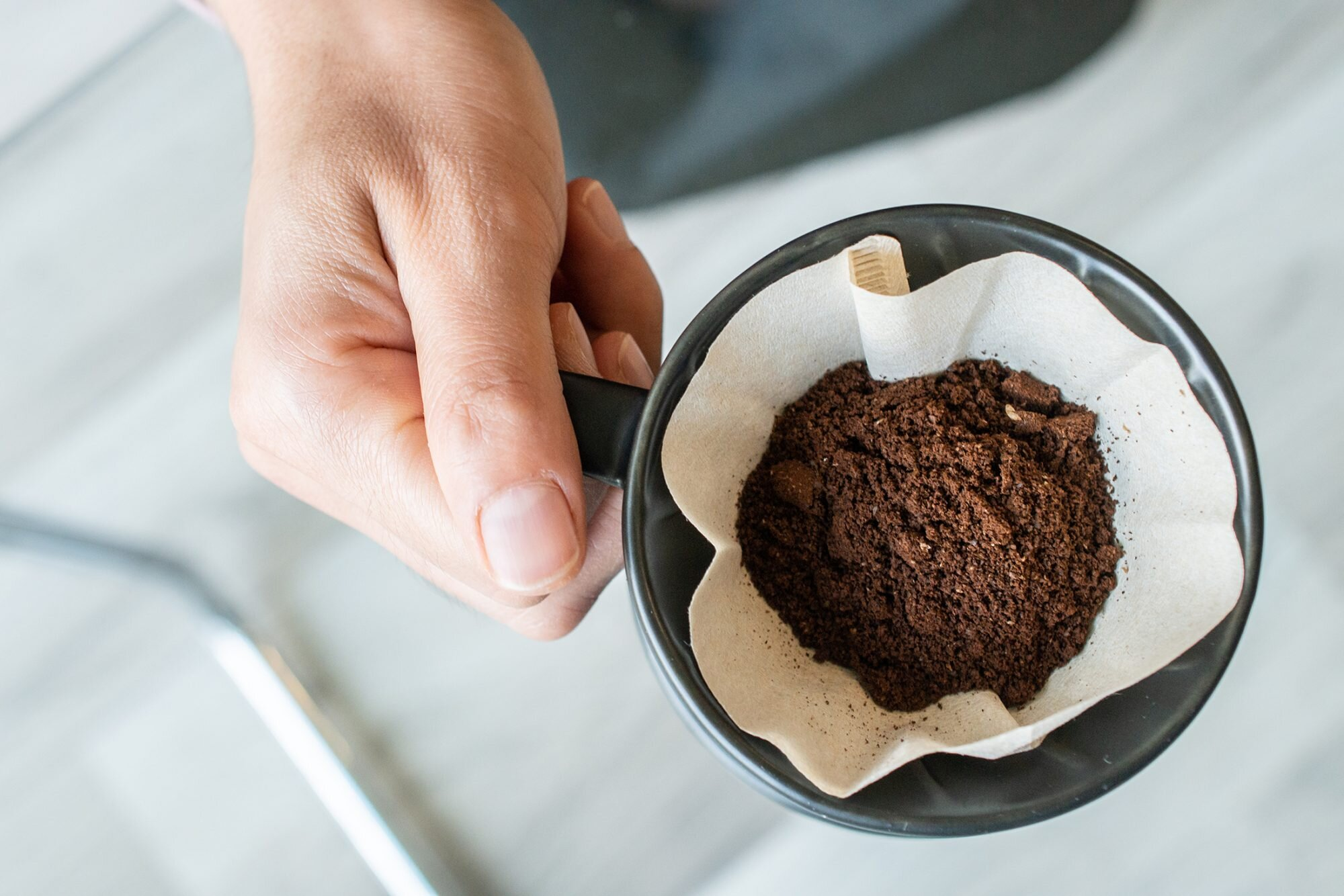 4 Genius Ways to Use Coffee Filters—Besides Brewing a Cup