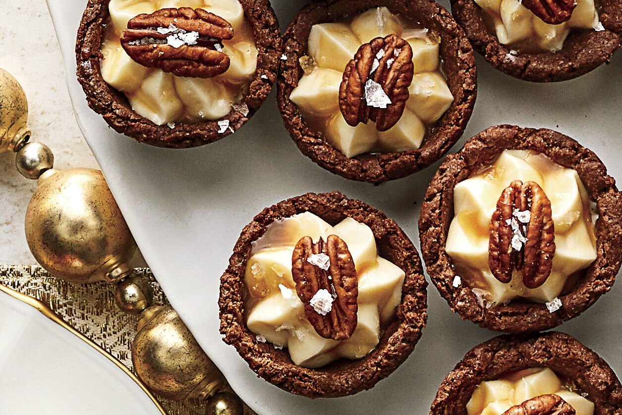 30 Decadent Chocolate and Caramel Desserts