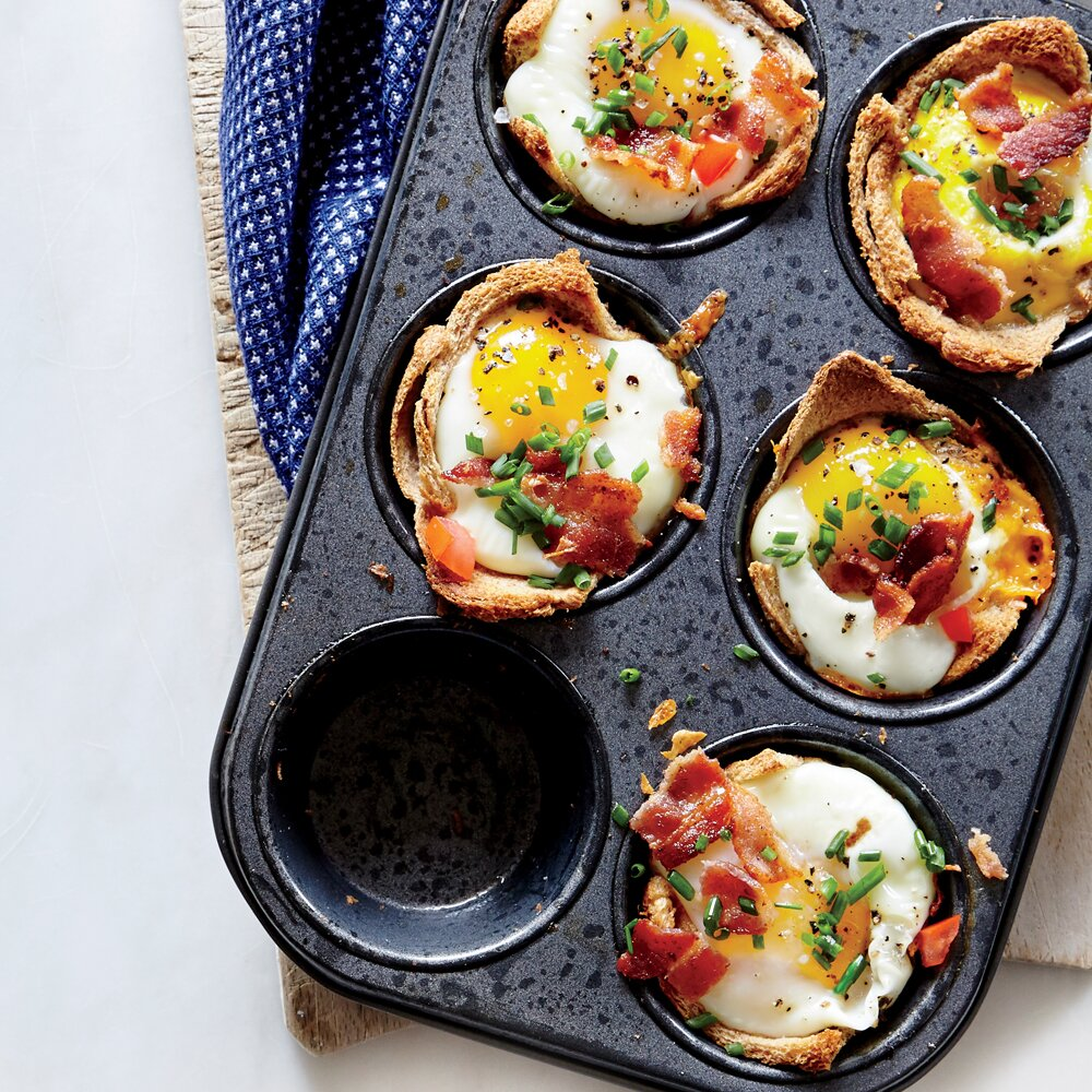 10 Egg-Based Breakfast Muffins for Grab-and-Go Mornings