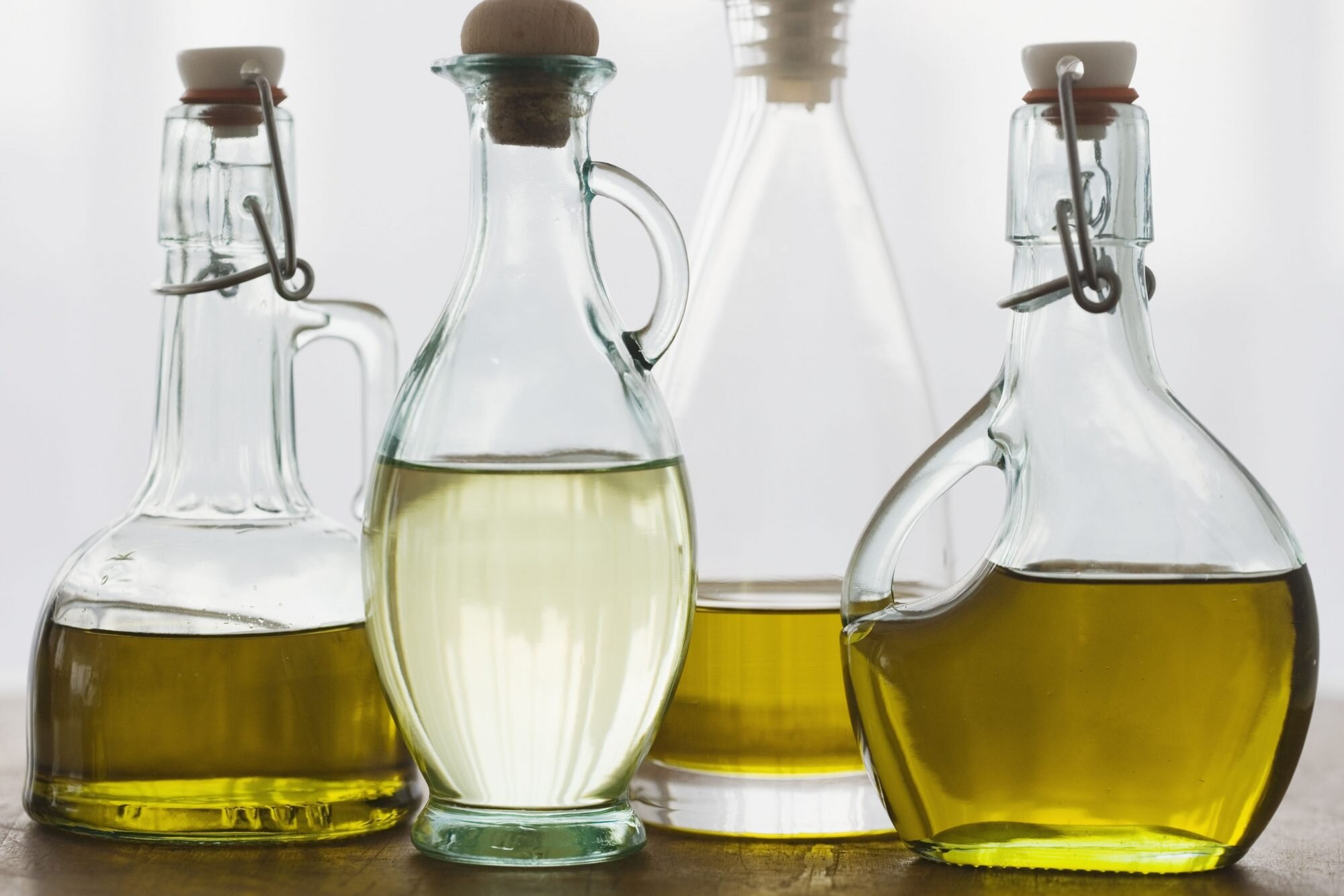 How Many Types of Cooking Oil Do I Really Need?