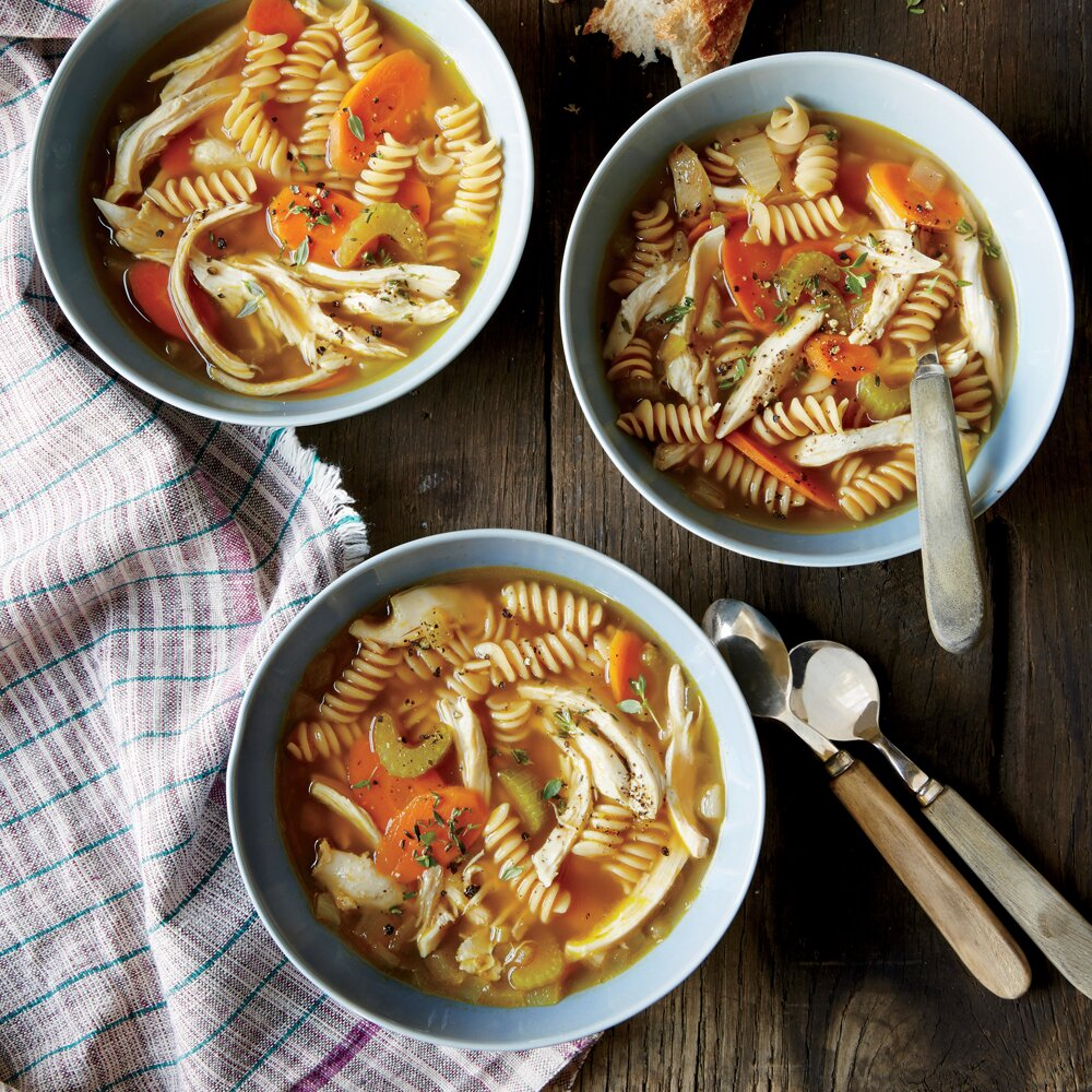 How to Make Your Best Chicken Noodle Soup Yet