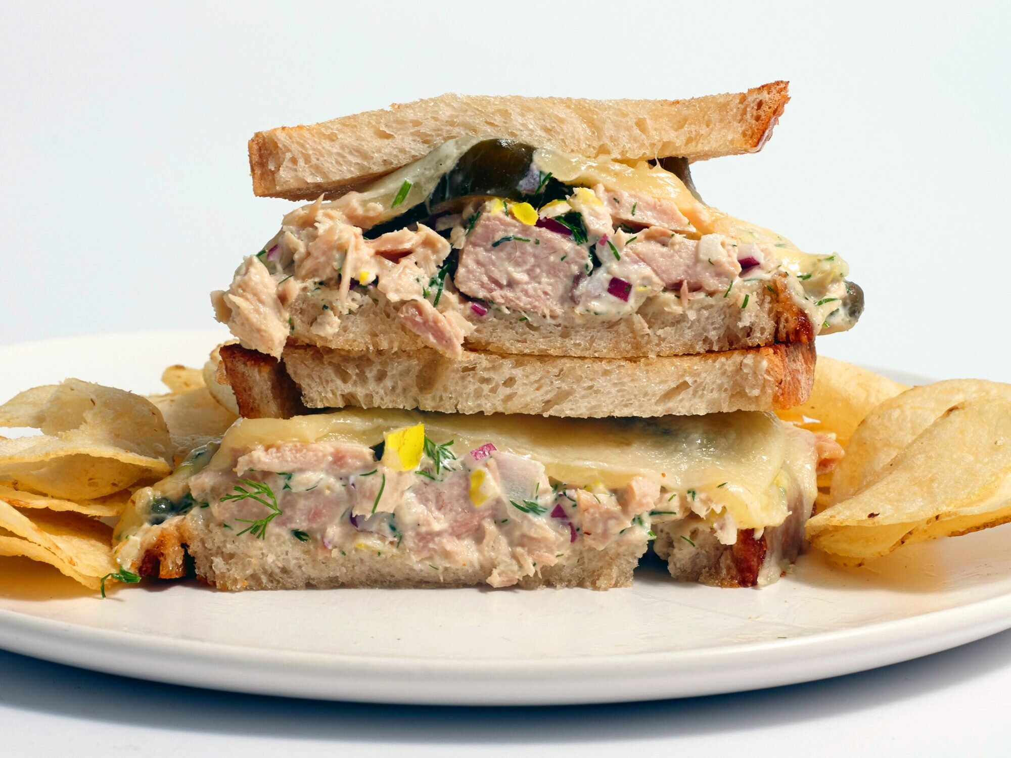 How to Make Tuna (or Chickpea) Salad Actually Taste Good