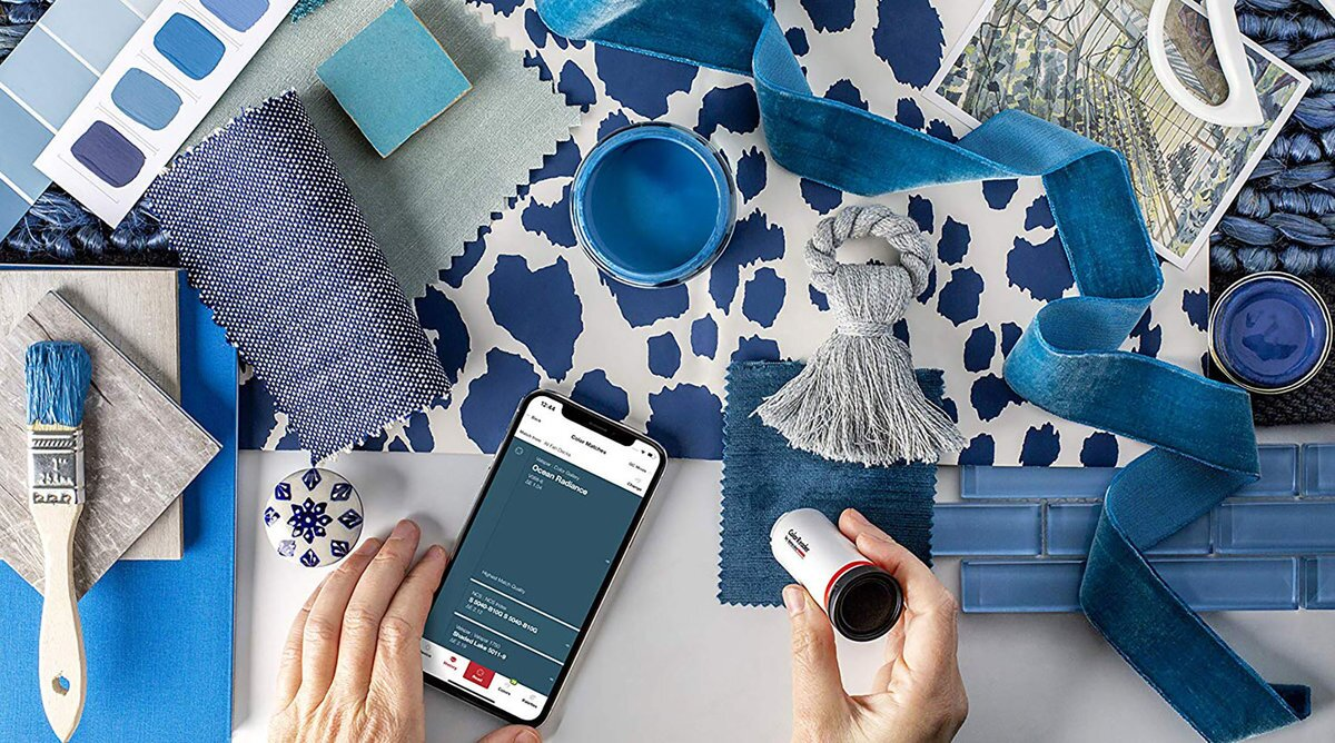 This Genius Color-Matching Tool Is Like Shazam for Paint