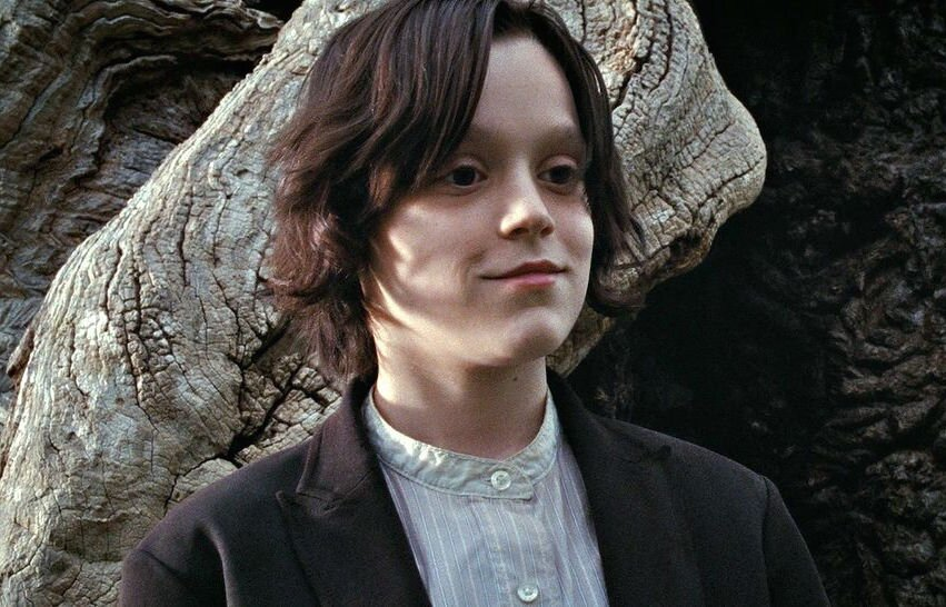 """Harry Potter's"""" young Severus Snape is now a total hottie ..."""