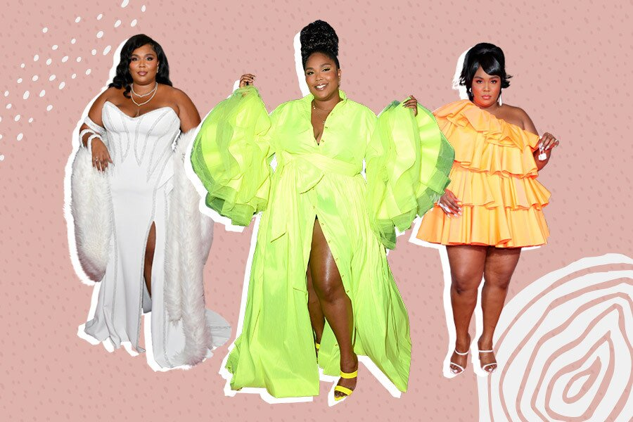 Lizzo's 14 best fashion looks ever, from the Grammys to the Met Gala