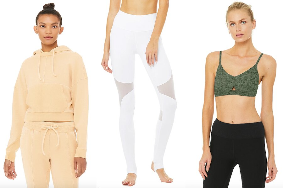 Gigi Hadid, Taylor Swift, and more stars shop this yoga brand for leggings—and it's having a huge sale