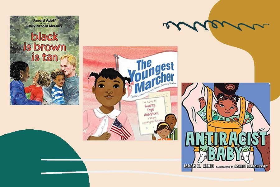 9 anti-racist children's books that celebrate diversity