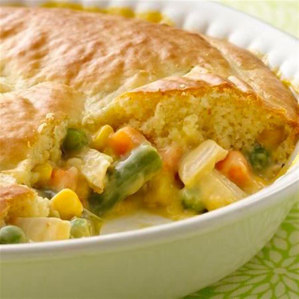 impossibly easy chicken pot pie recipe